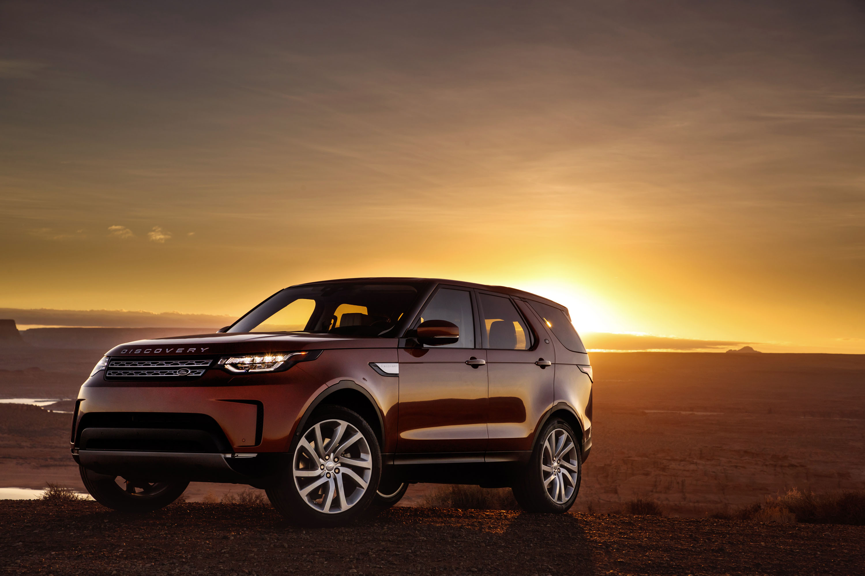 More details on SVO-enhanced Land Rover Discovery