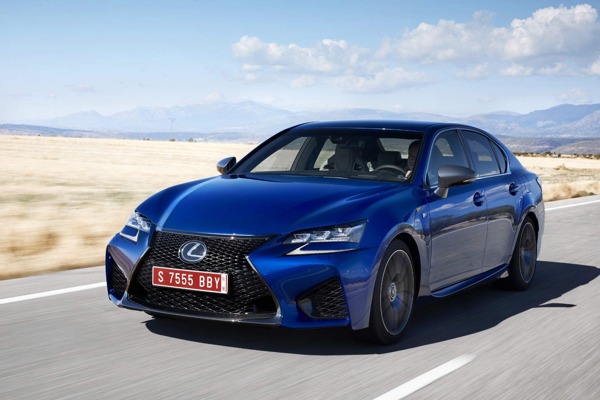 2017 lexus gs f review ratings specs prices and photos the car connection. Black Bedroom Furniture Sets. Home Design Ideas