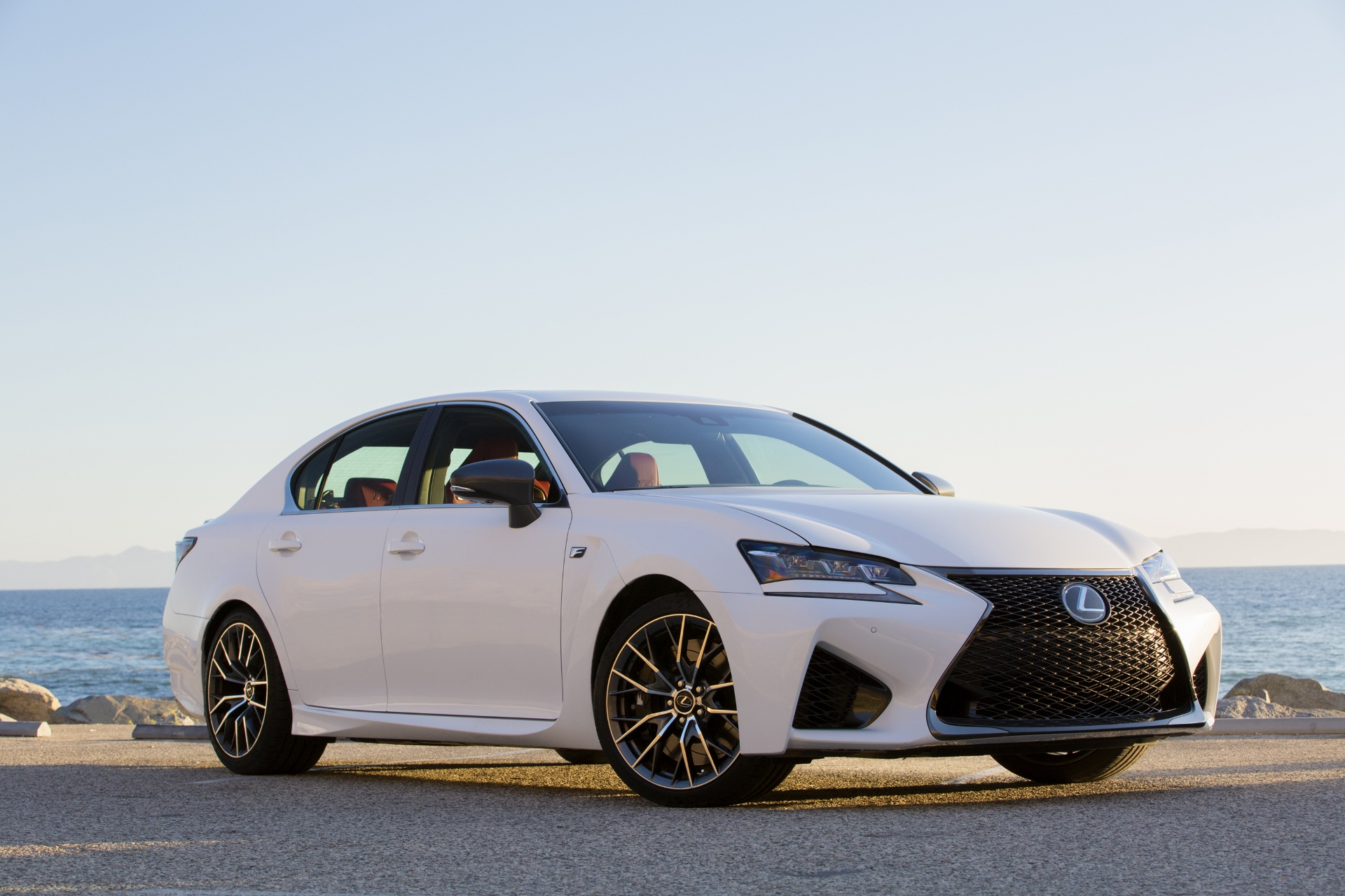 2017 Lexus Gs F Review Ratings Specs Prices And Photos