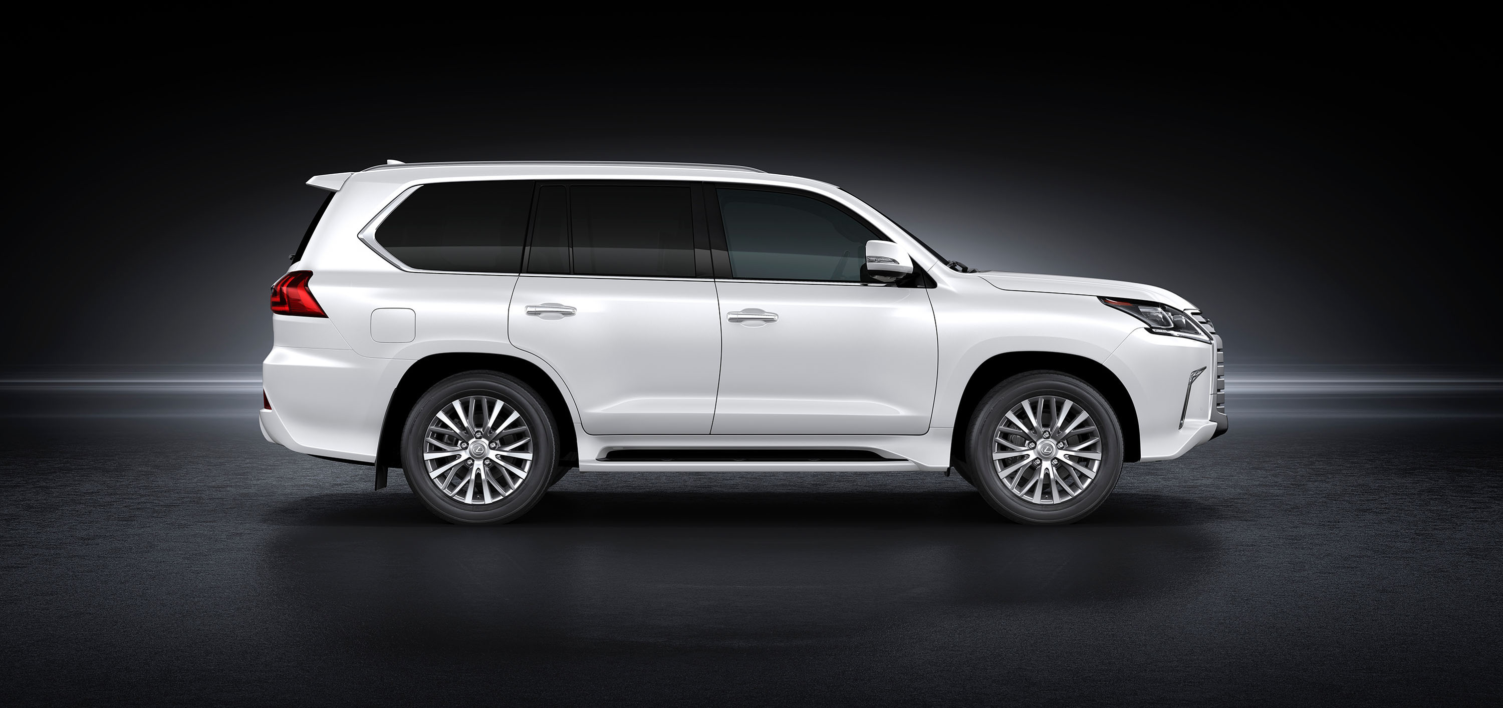 New And Used Lexus LX 570: Prices, Photos, Reviews, Specs