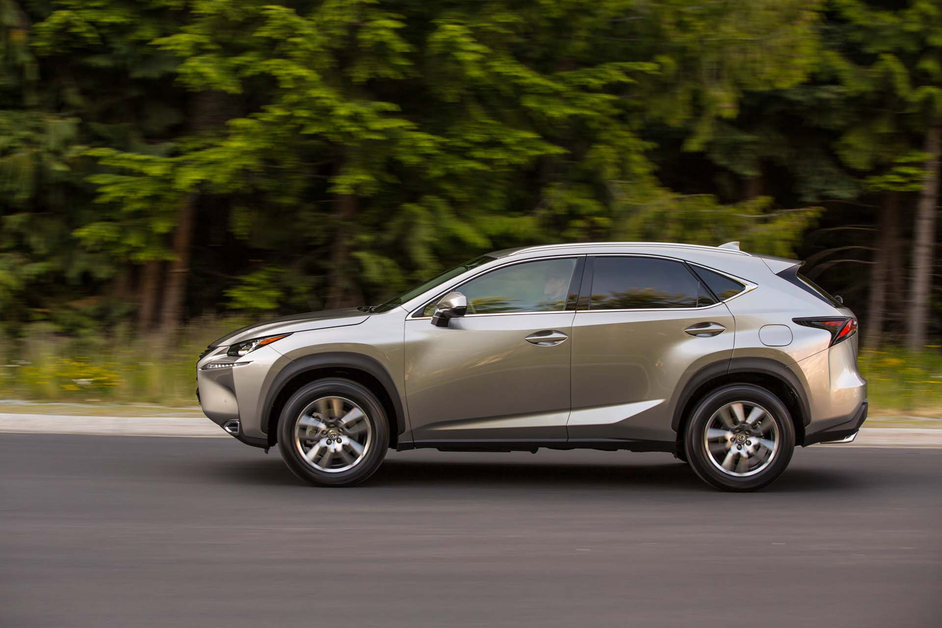 2017 lexus nx 200t review ratings specs prices and photos the car connection. Black Bedroom Furniture Sets. Home Design Ideas