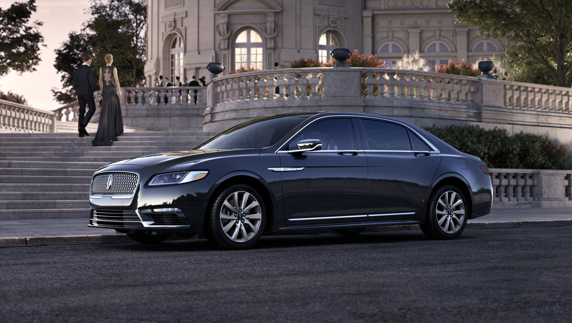 2017 lincoln continental review ratings specs prices and photos the car connection