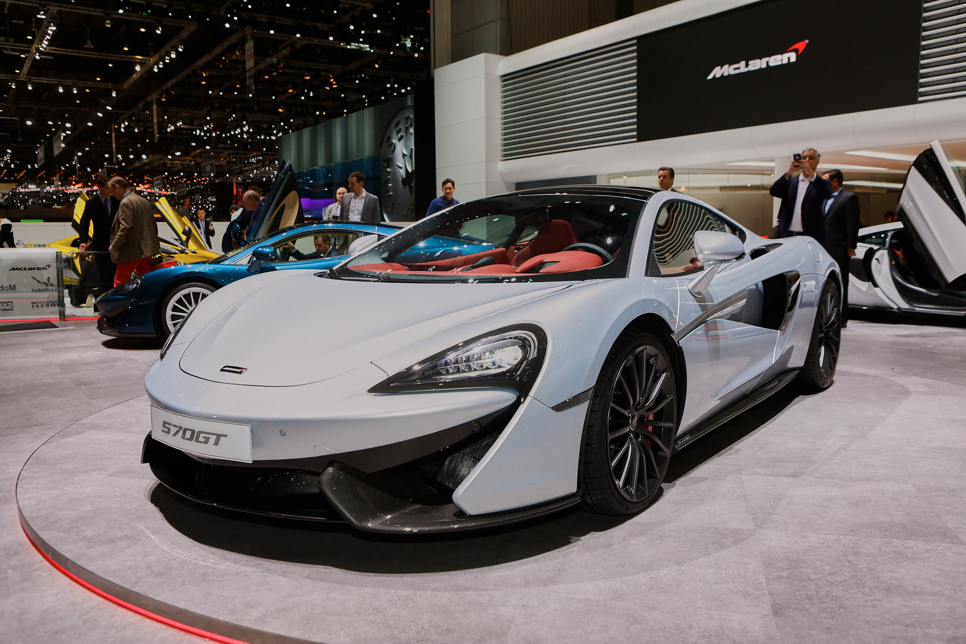McLaren's most practical car is the 570GT