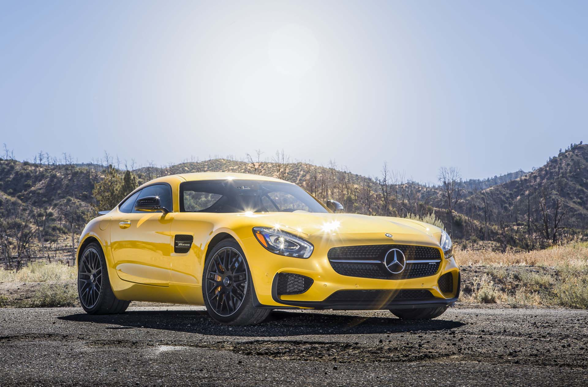 2017 mercedes benz amg gt review ratings specs prices and photos the car connection. Black Bedroom Furniture Sets. Home Design Ideas