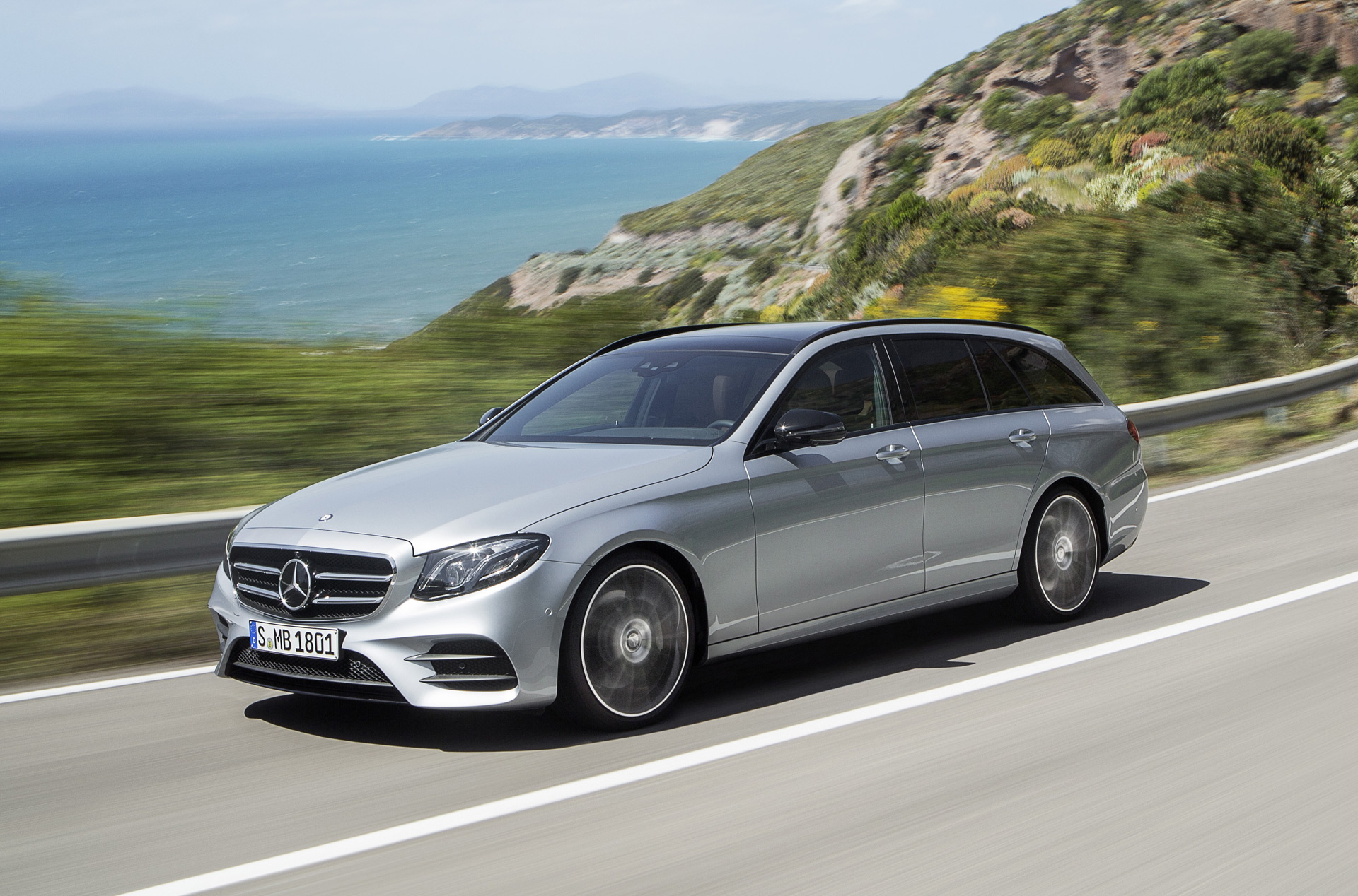 New mercedes benz e class spawns wagon for Mercedes benz e320 wagon
