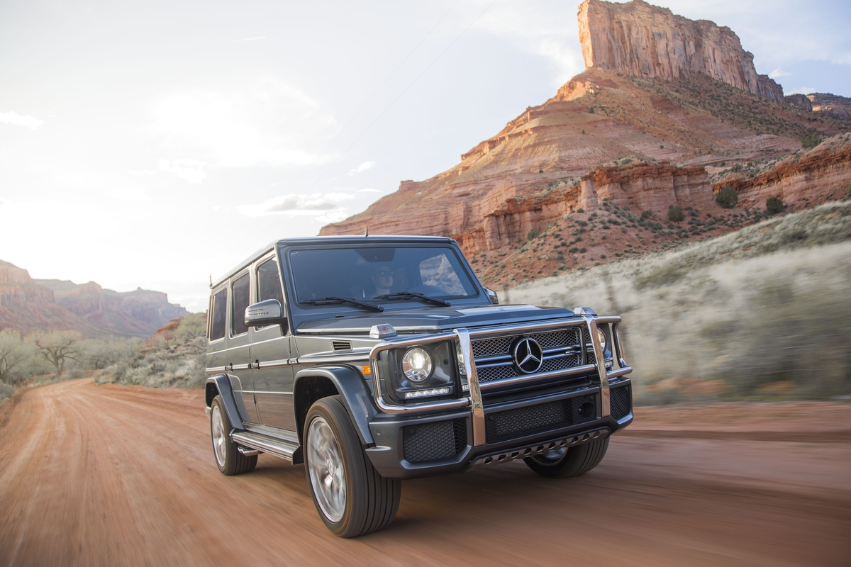 2017 mercedes benz g class review ratings specs prices and photos the car connection. Black Bedroom Furniture Sets. Home Design Ideas