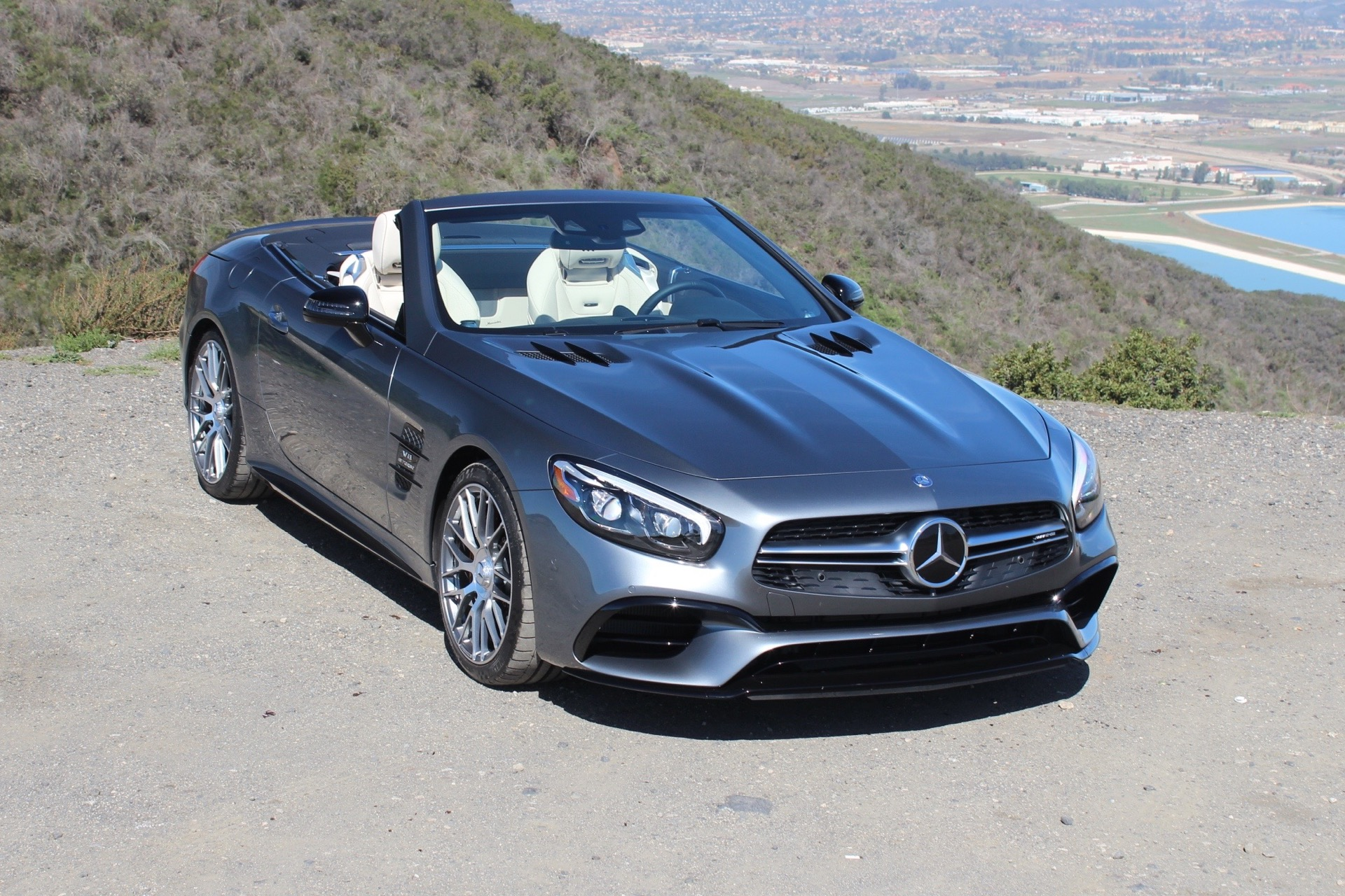 2017 mercedes benz sl class first drive review for Mercedes benz 2017