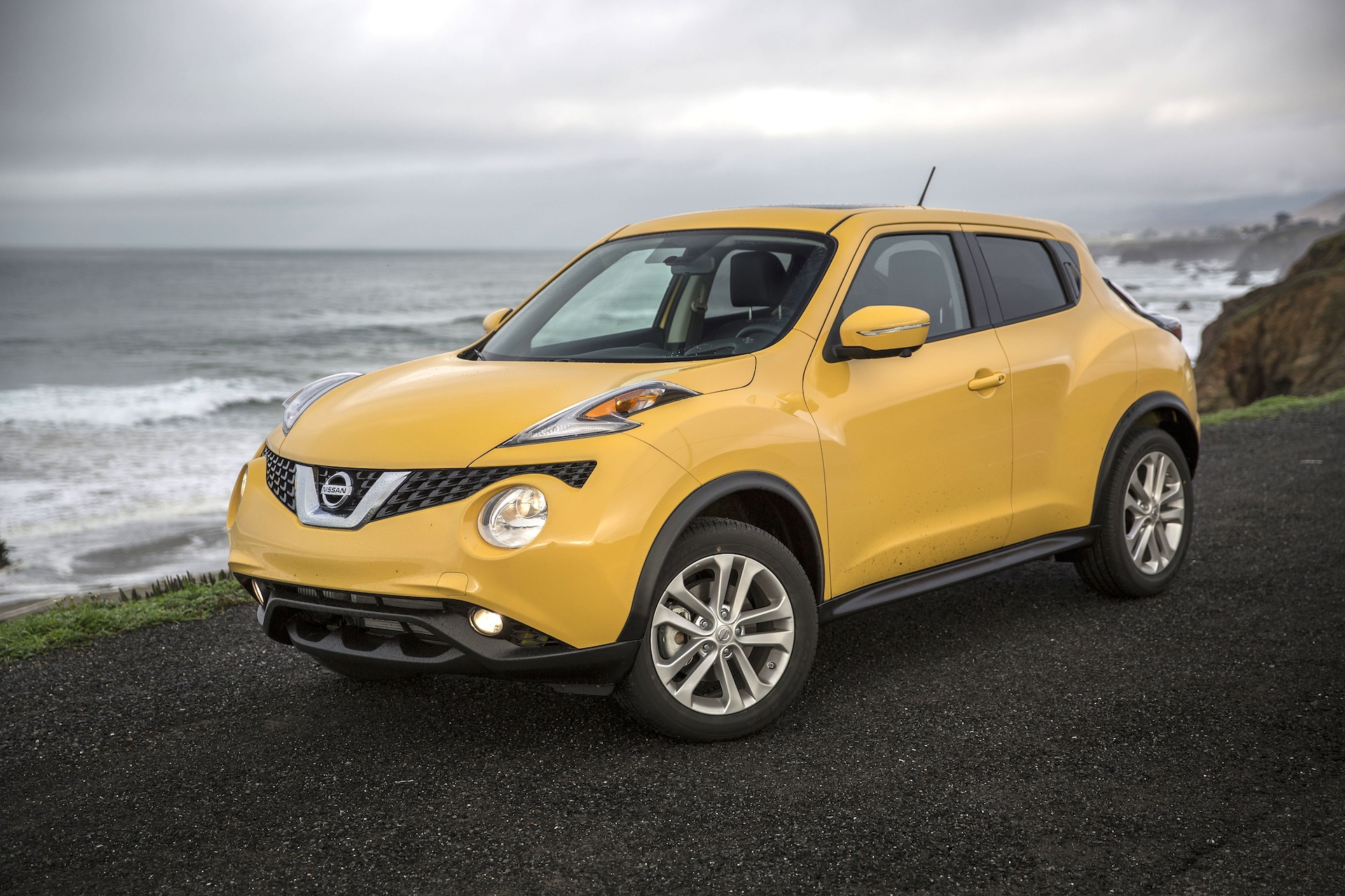 2017 nissan juke gas mileage the car connection for Neuer nissan juke 2016