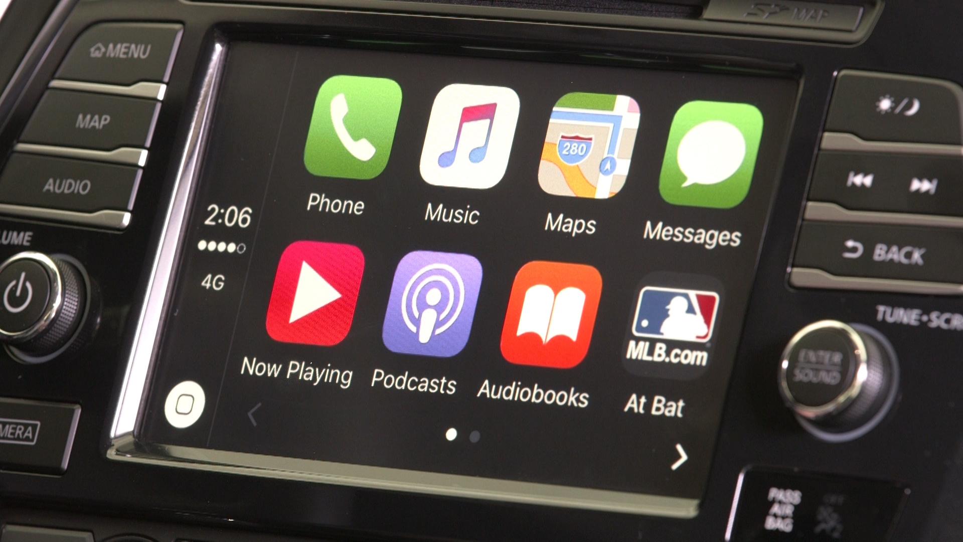 Sync  Apple Car Play Ford Suv