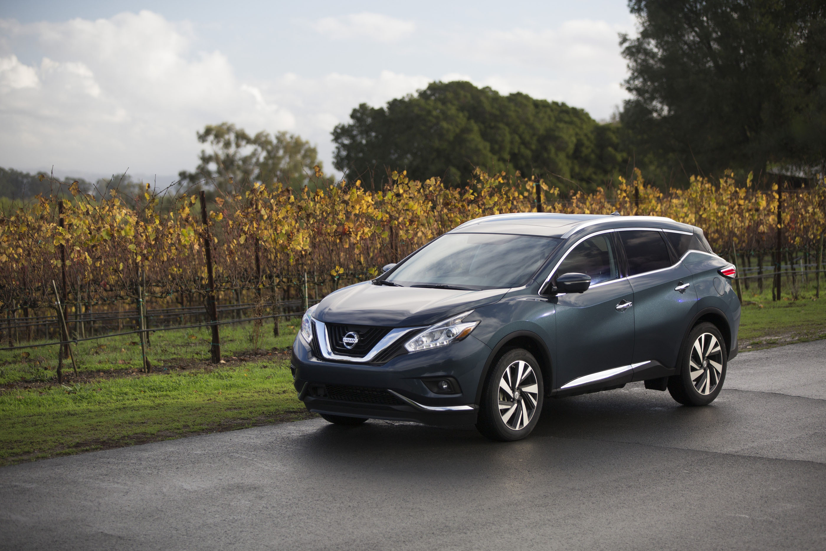 2017 nissan murano review ratings specs prices and. Black Bedroom Furniture Sets. Home Design Ideas