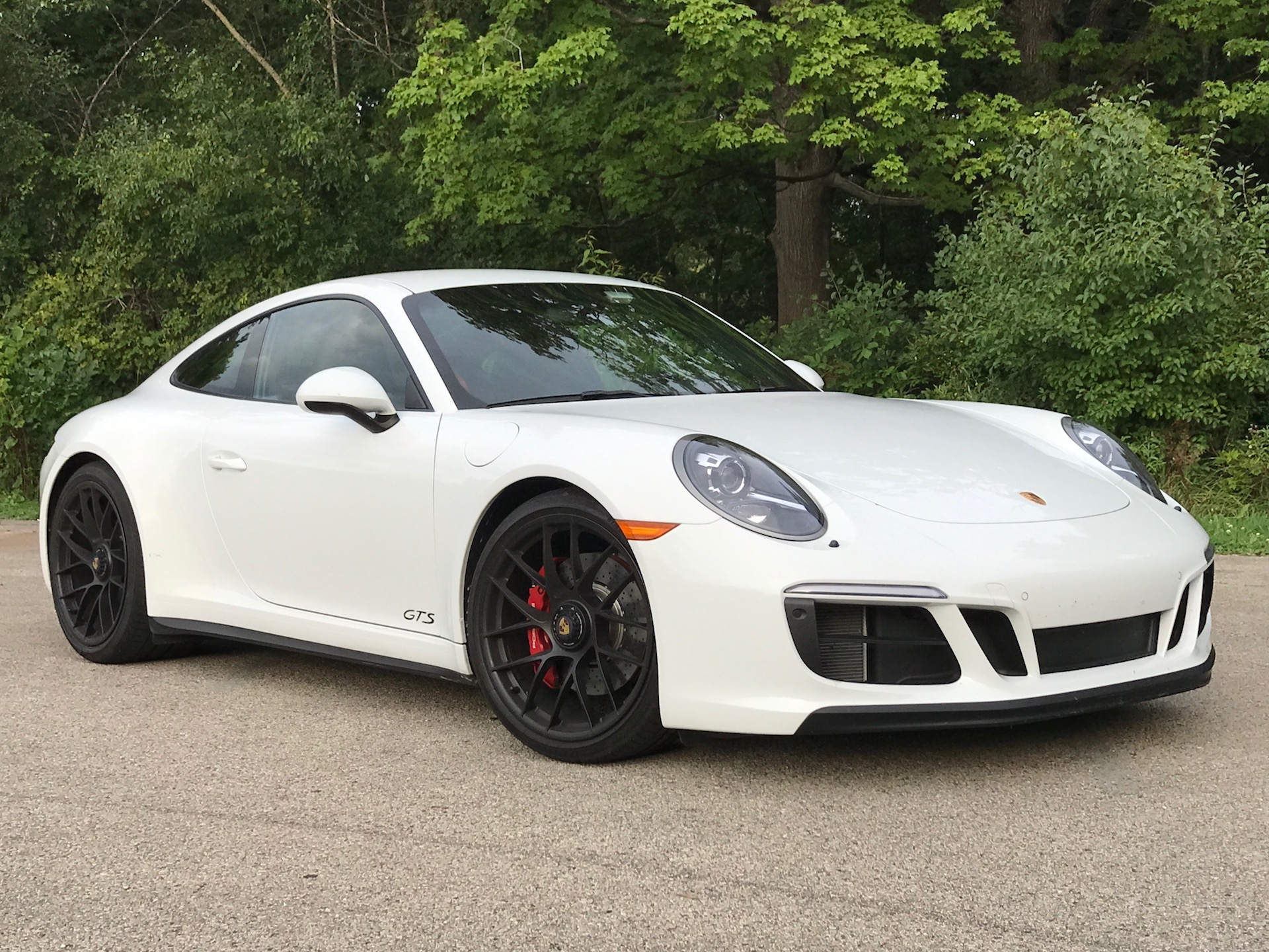 porsche 911 carrera 4 gts living with a street and track star autozaurus. Black Bedroom Furniture Sets. Home Design Ideas