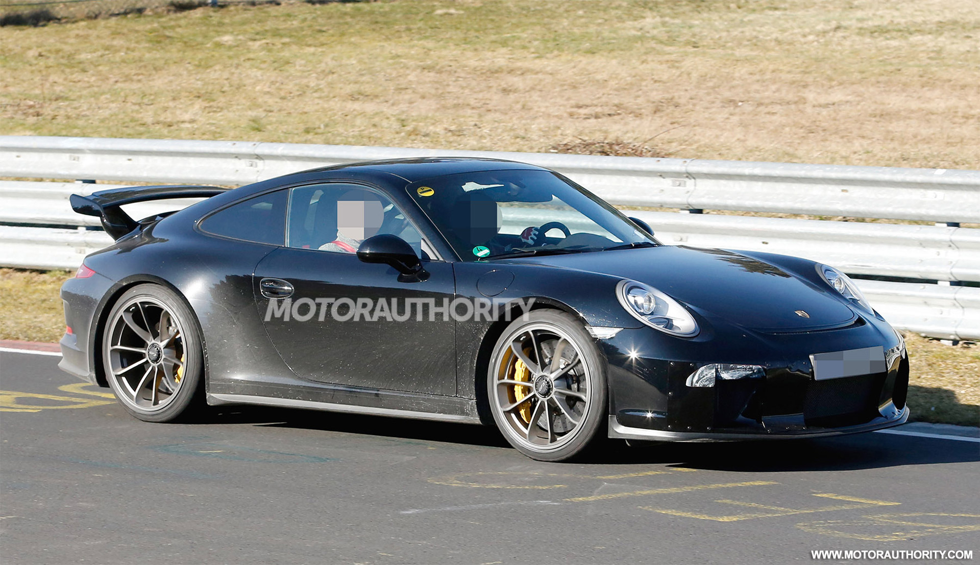 2017 porsche 911 gt3 spy shots. Black Bedroom Furniture Sets. Home Design Ideas