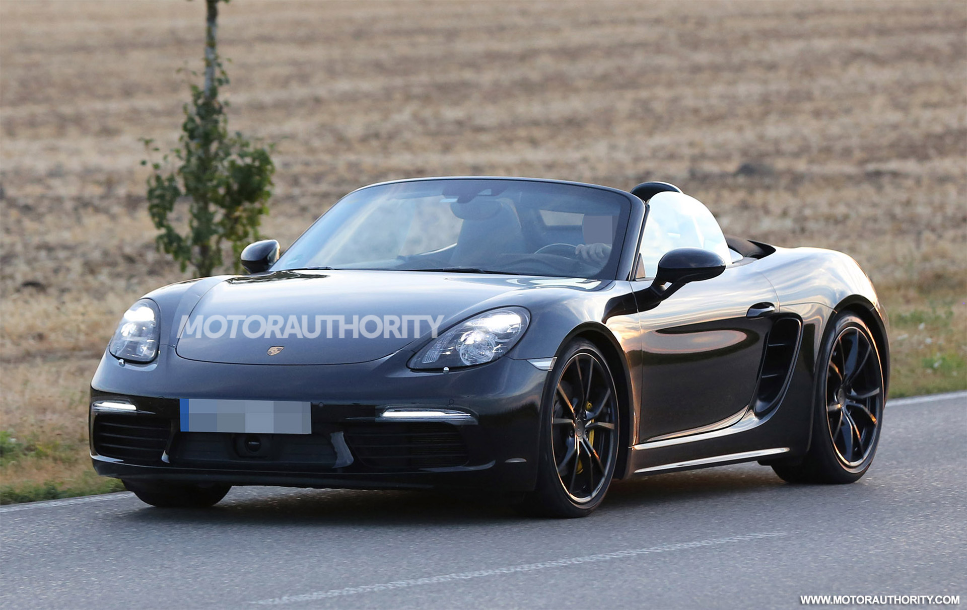 Porsche Boxster And Cayman To Carry 718 Name From 2016