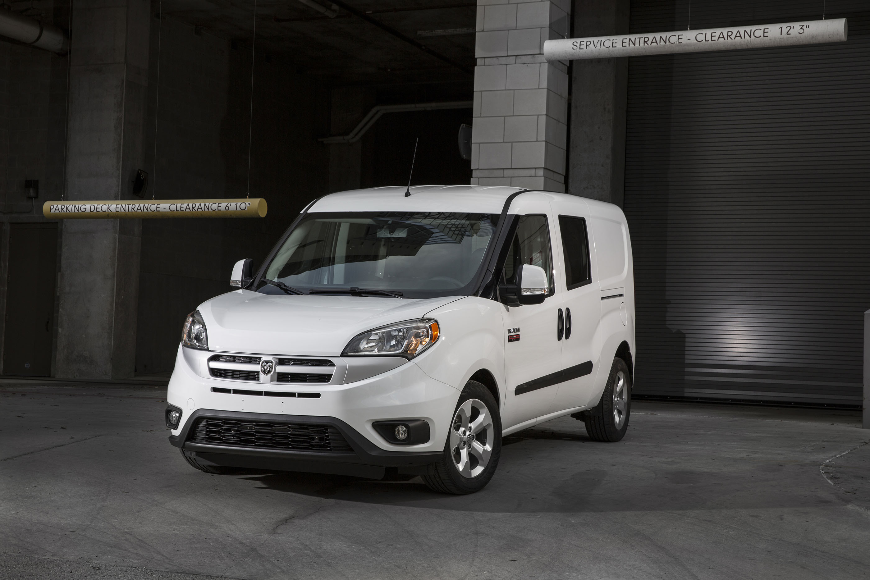 2017 ram promaster review ratings specs prices and photos the car connection. Black Bedroom Furniture Sets. Home Design Ideas