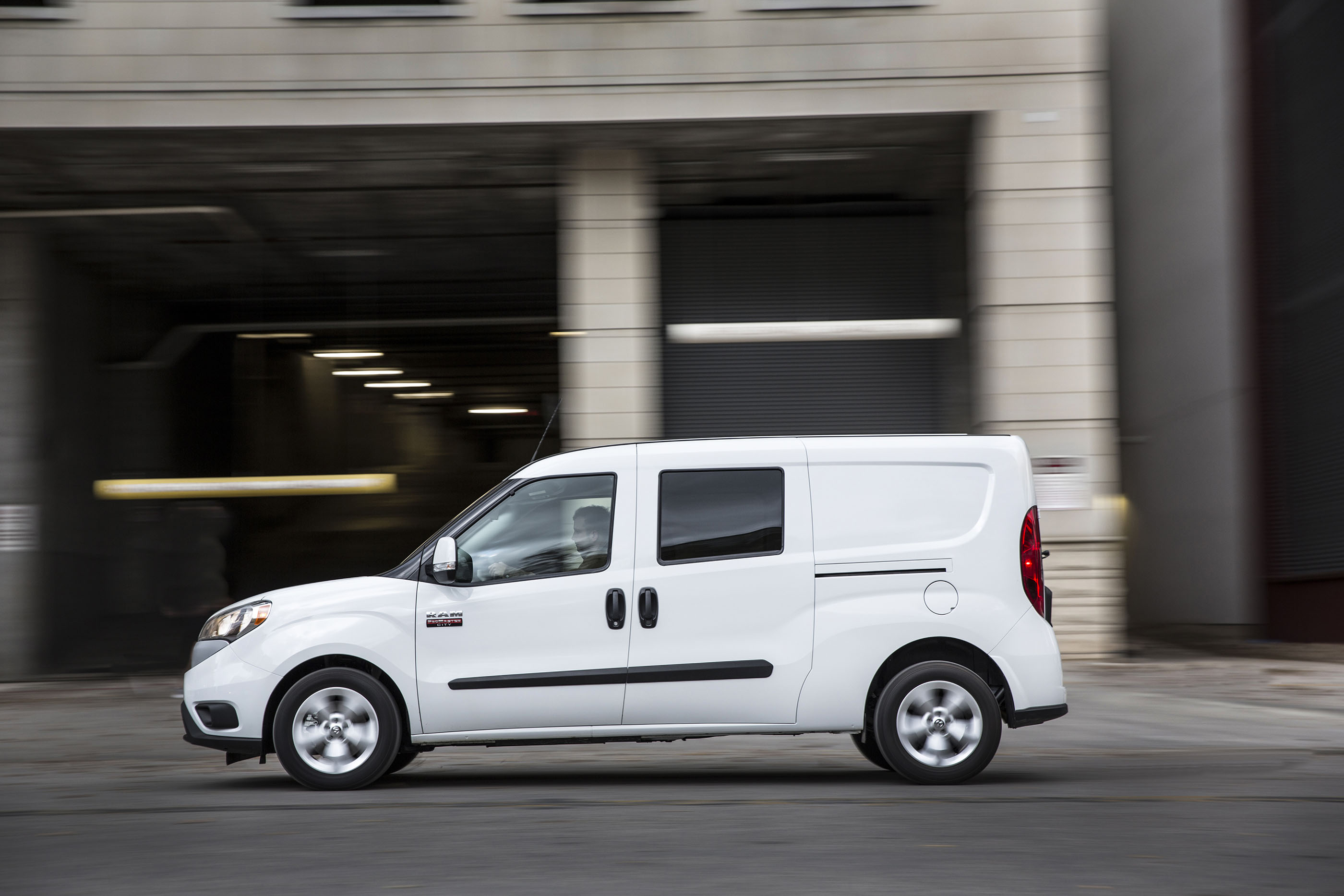 2017 ram promaster city review ratings specs prices and photos the car connection. Black Bedroom Furniture Sets. Home Design Ideas