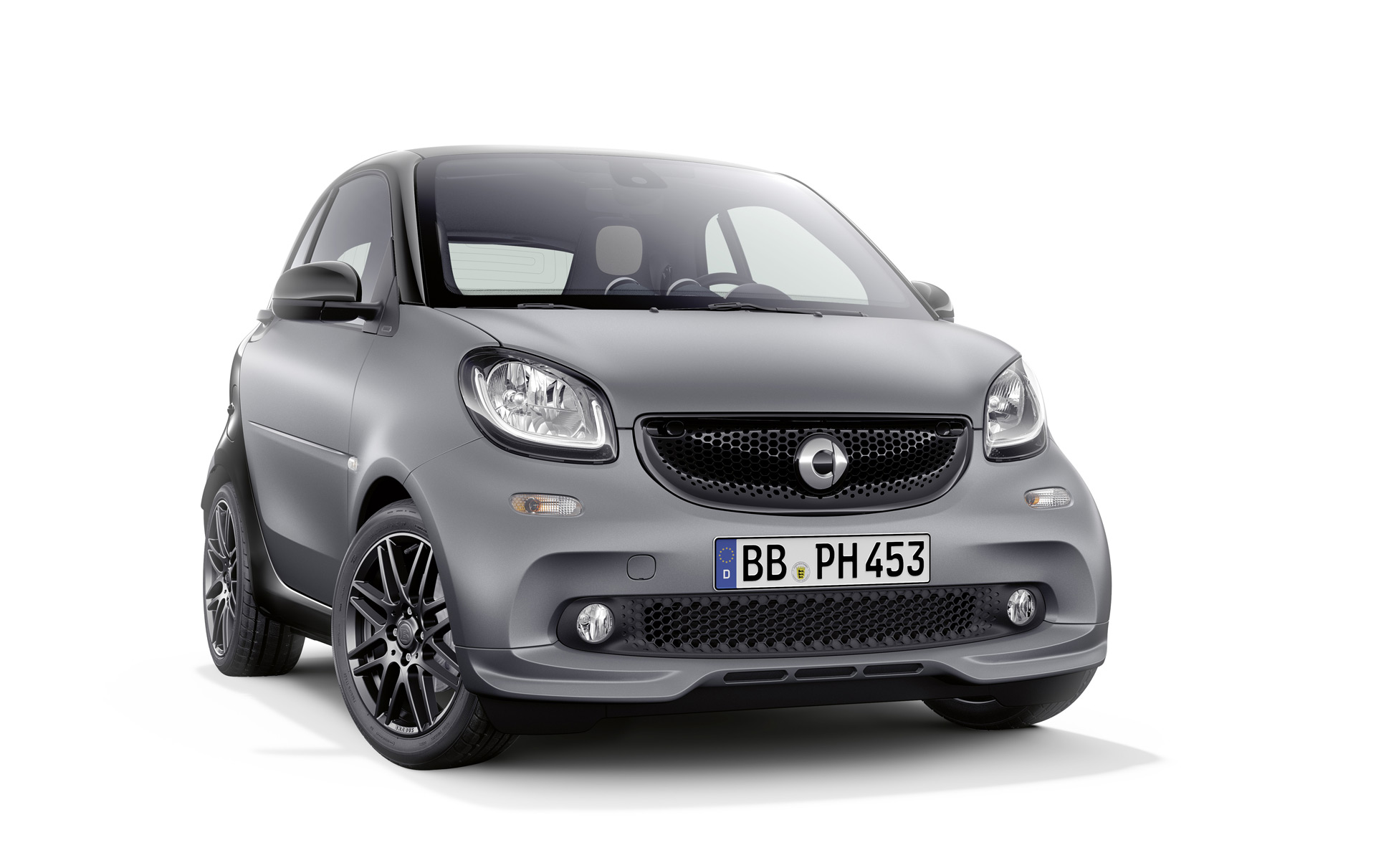 Brabus package for new smarts debuts at geneva motor show - Net cucine new smart ...