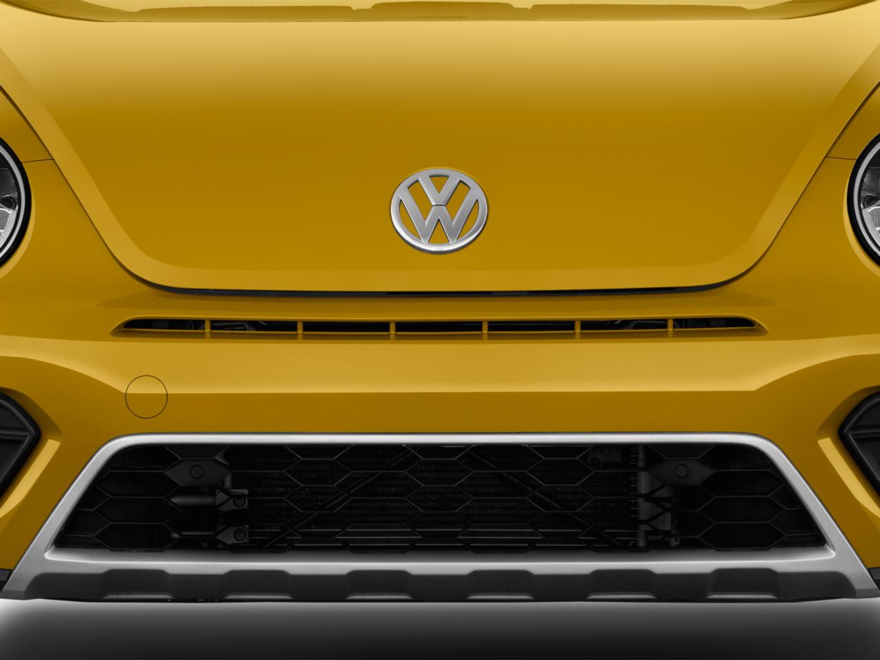 Volkswagen Beetle T Dune Auto Grille H on Vw Beetle Dune Concept