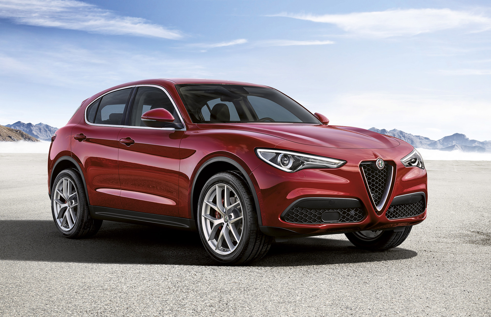 1110385 2018 Alfa Romeo Stelvio Priced Above Direct Rivals But Loaded With Features on saturn roof rack