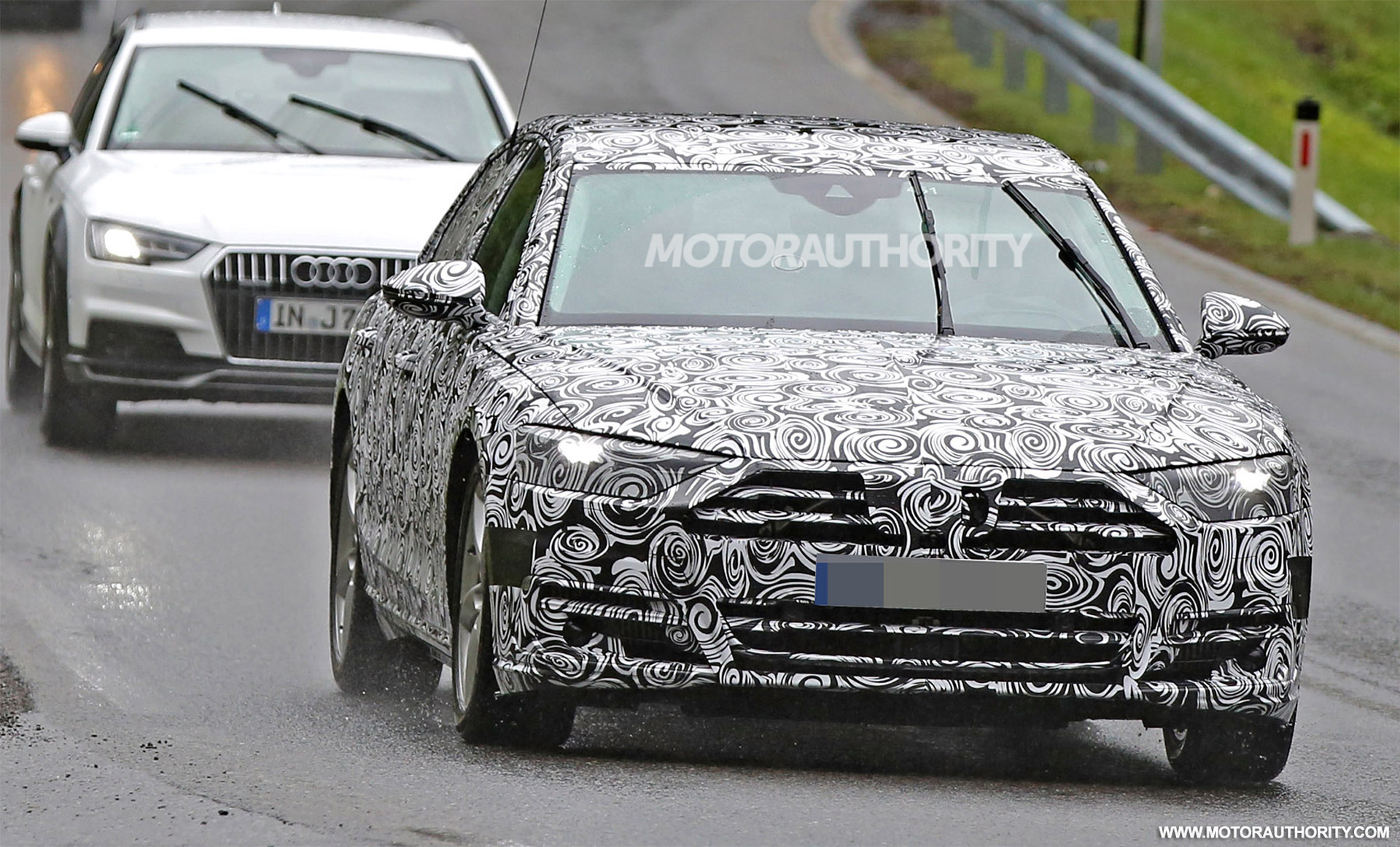 audi a8 to be first with level 3 self driving capability but