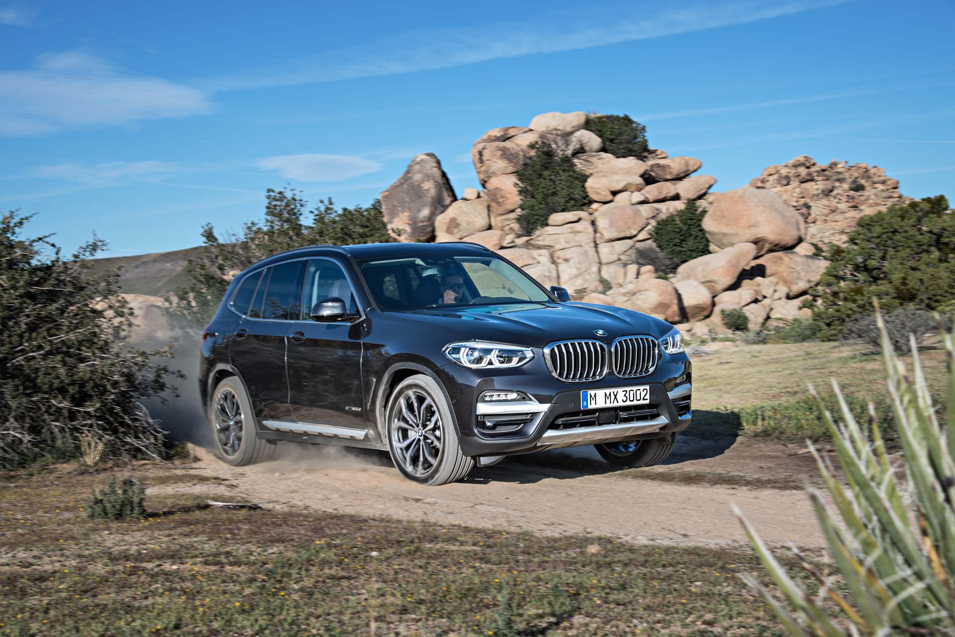 2018 bmw x3 review ratings specs prices and photos the car connection. Black Bedroom Furniture Sets. Home Design Ideas