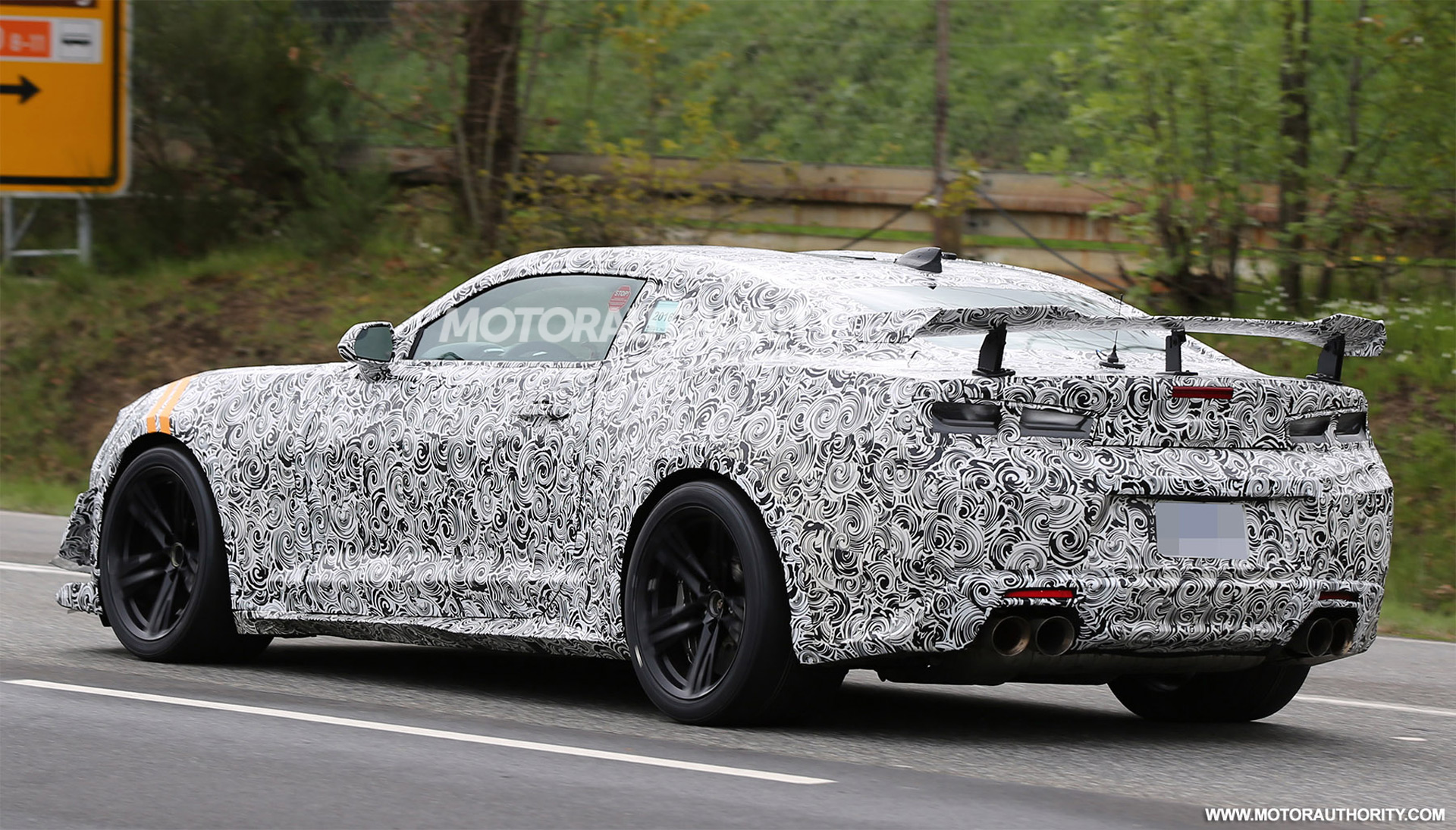 2018 Audi A8, 727-hp Ford Mustang, 2018 Camaro Z/28, 'Top Gear' news ...