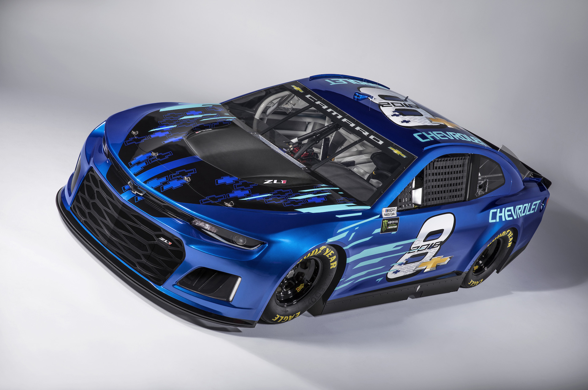 Chevrolet Camaro ZL1 to be next year's NASCAR Cup car