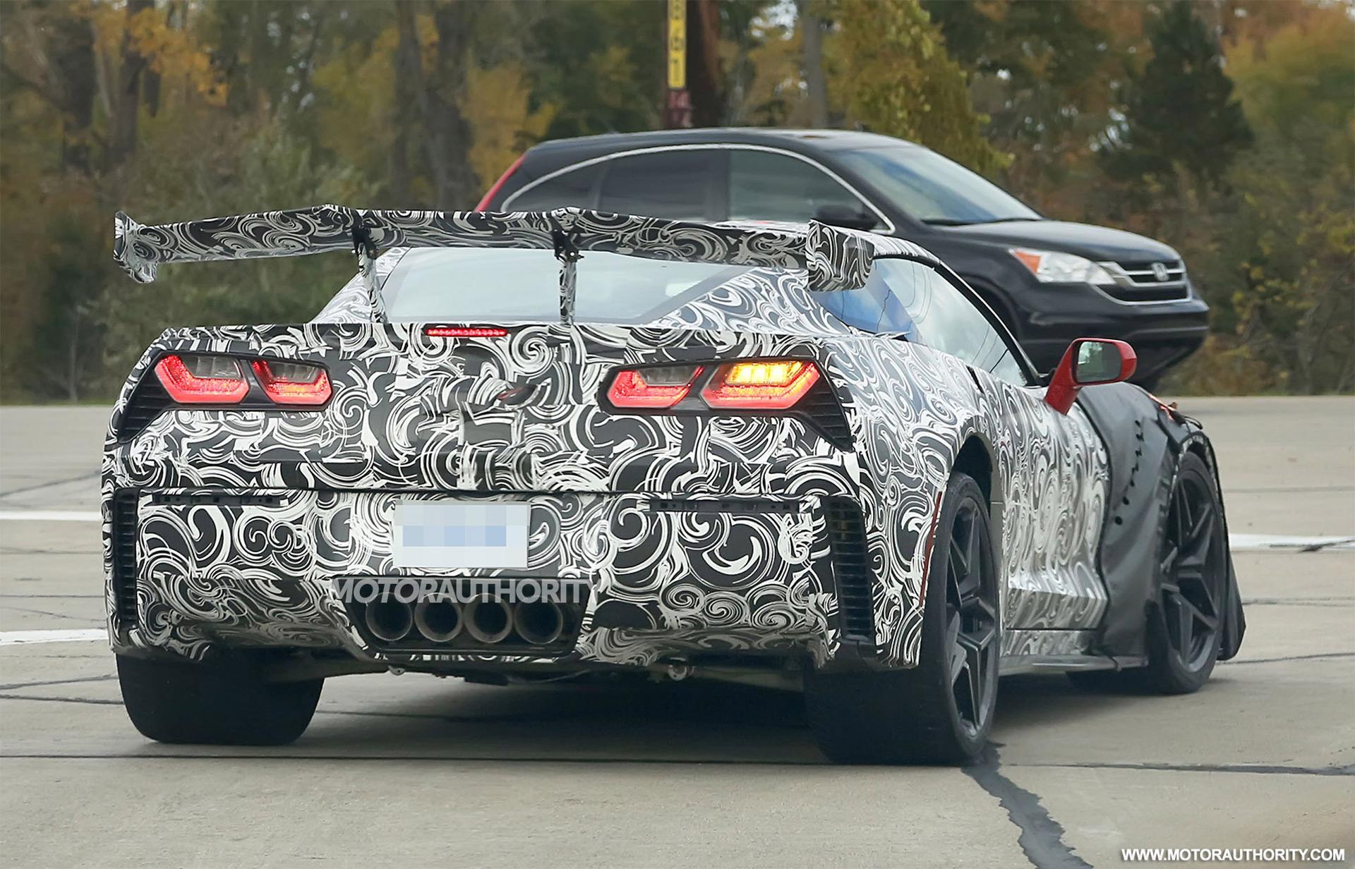 2017 Ford GT, 2018 Chevy Corvette ZR1, 2018 Hyundai Azera ...
