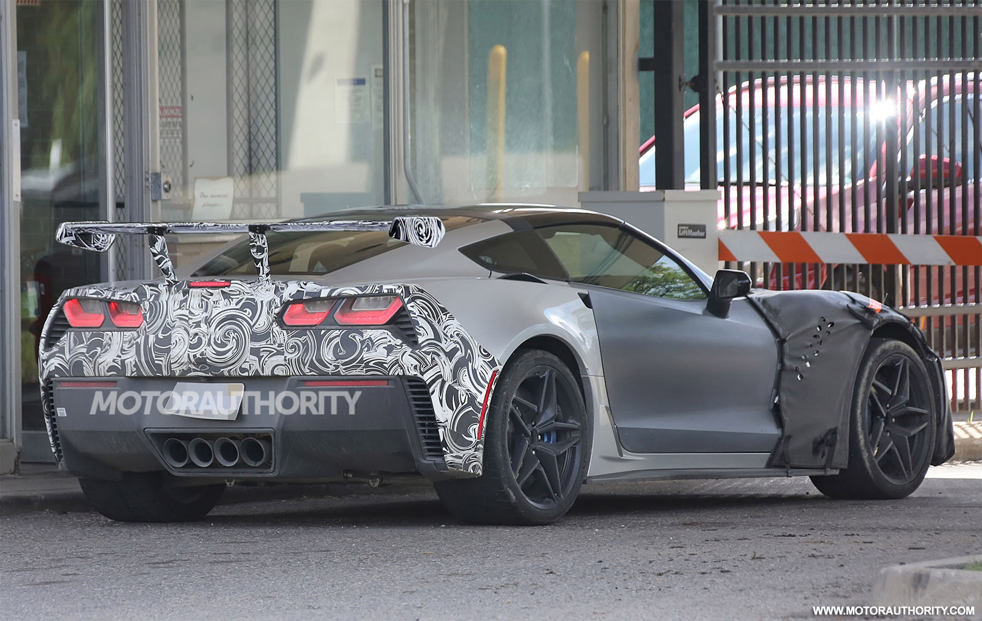 How much horsepower does the new 2018 Chevrolet Corvette ...
