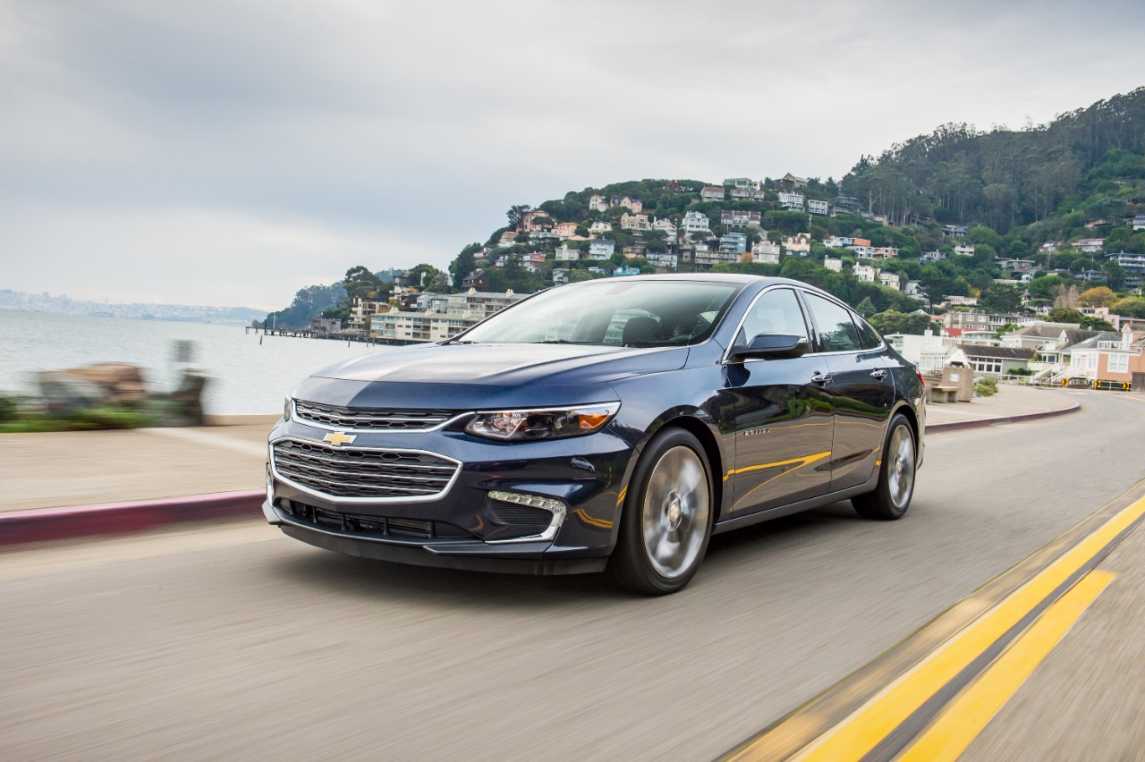 2018 chevrolet malibu chevy review ratings specs. Black Bedroom Furniture Sets. Home Design Ideas