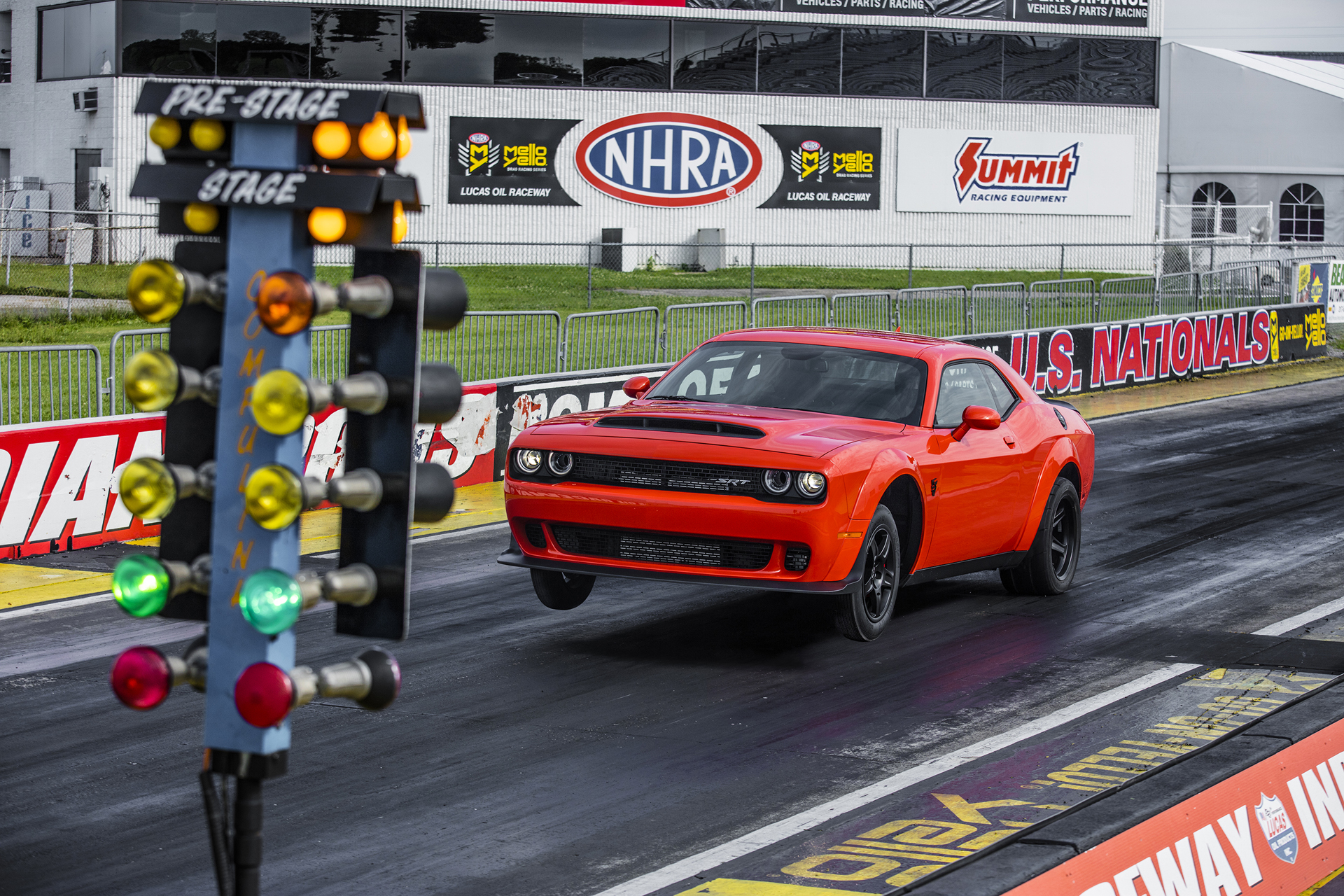 Dodge Demon 2019 >> 2018 Dodge Demon first drive review: Hellcat for real sinners