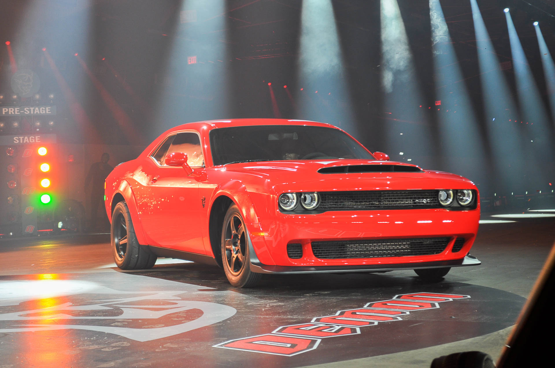 Dodge can't stop dealers from pricing Demons above MSRP, but is taking some measures | Autozaurus