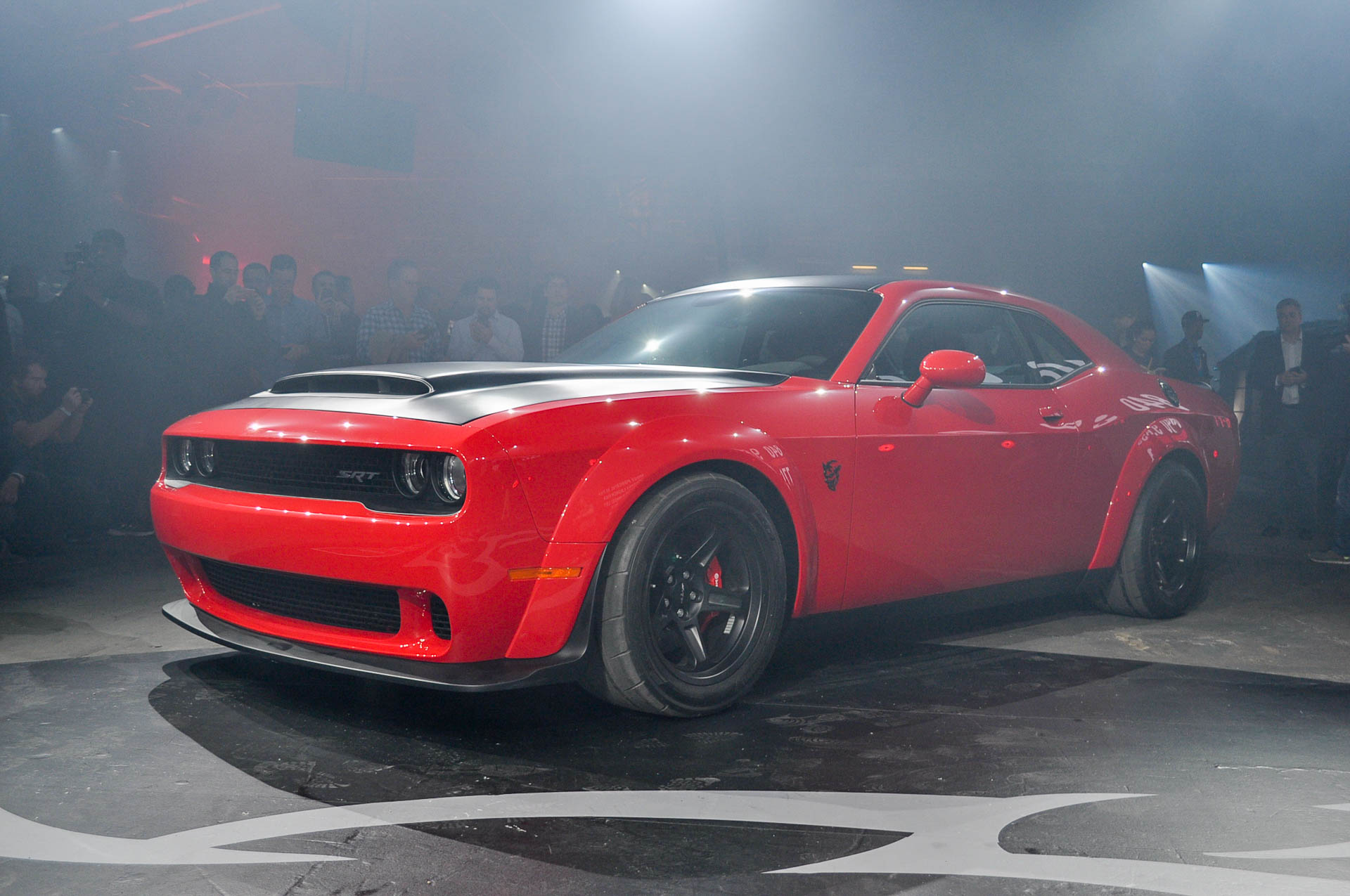 2018 Dodge Challenger Srt Demon Video Preview