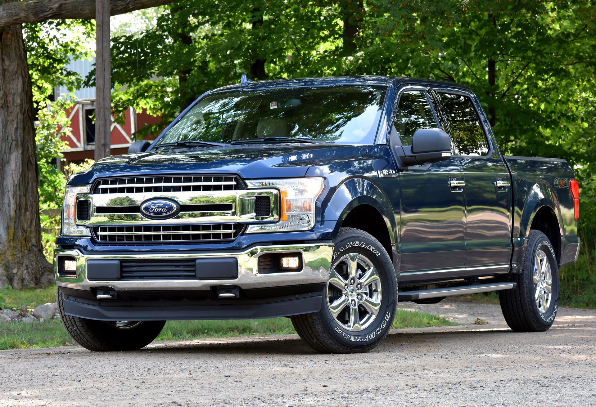 2018 ford f 150 review ratings specs prices and photos the car connection. Black Bedroom Furniture Sets. Home Design Ideas