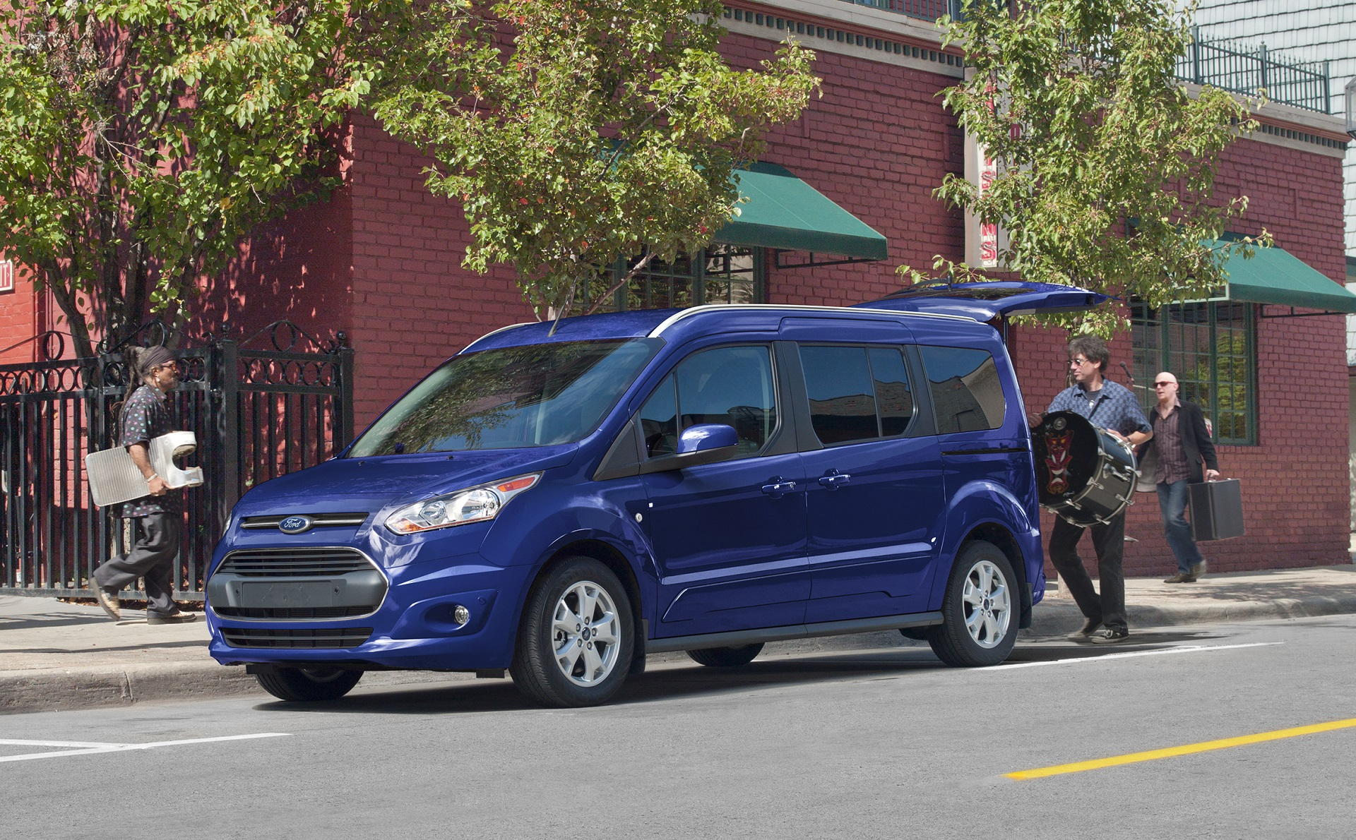 2018 Ford Transit Connect Performance Review The Car Connection