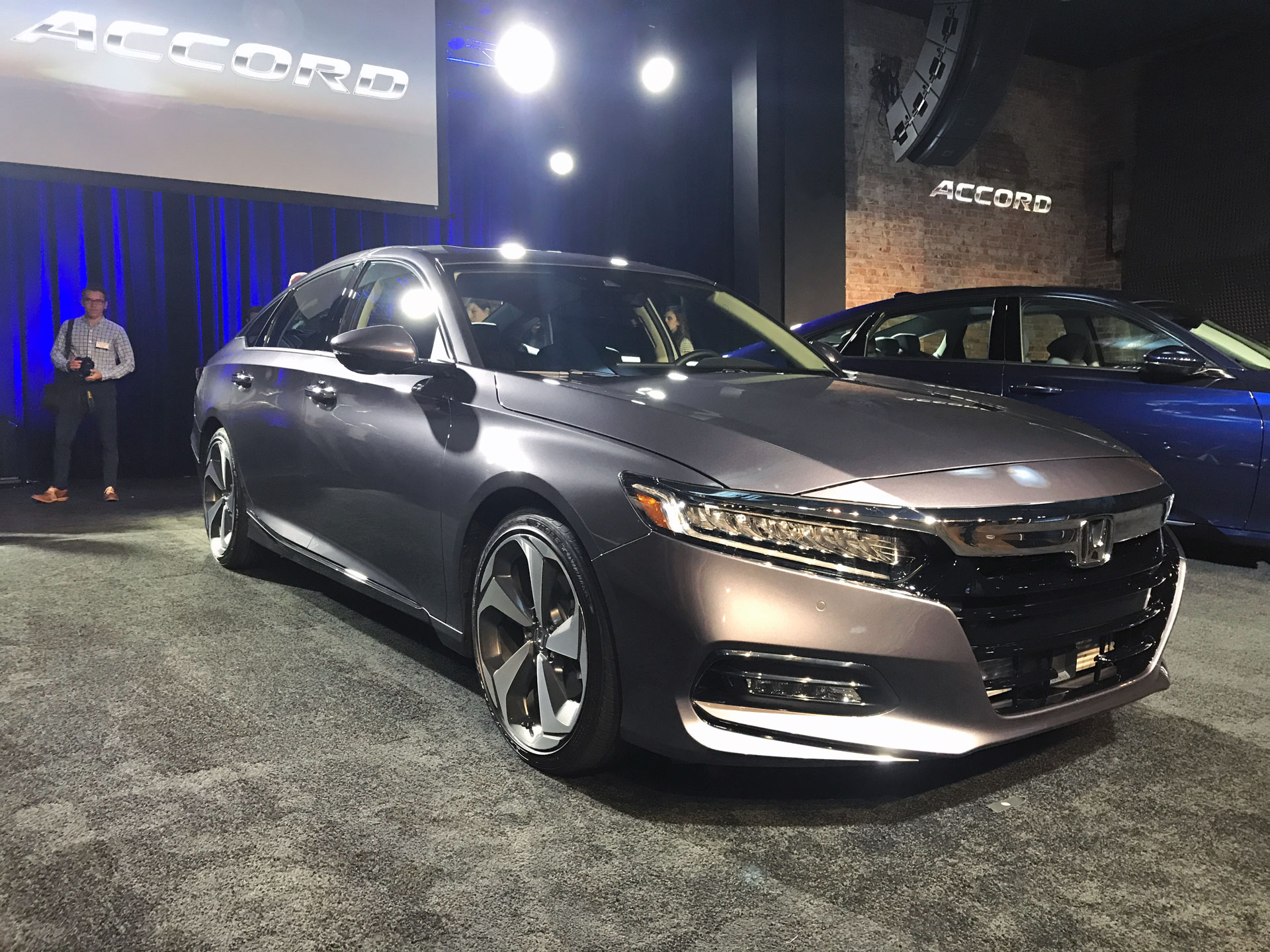 2017 Sti Lowered >> 2018 Honda Accord Loses V-6 In Favor Of New 2.0-liter Turbo-four - Page 3 - NASIOC