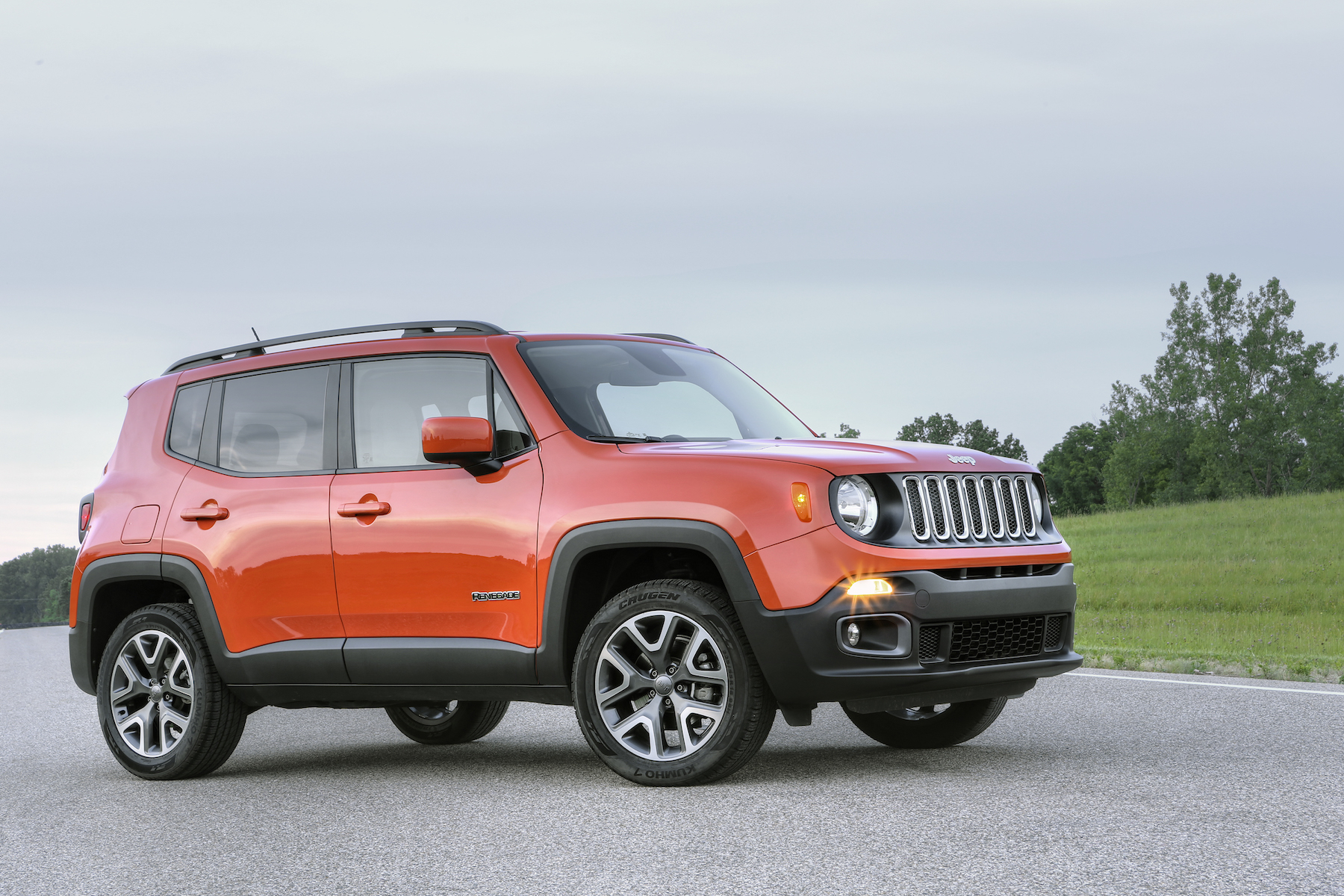 2018 Jeep Renegade Features Review The Car Connection