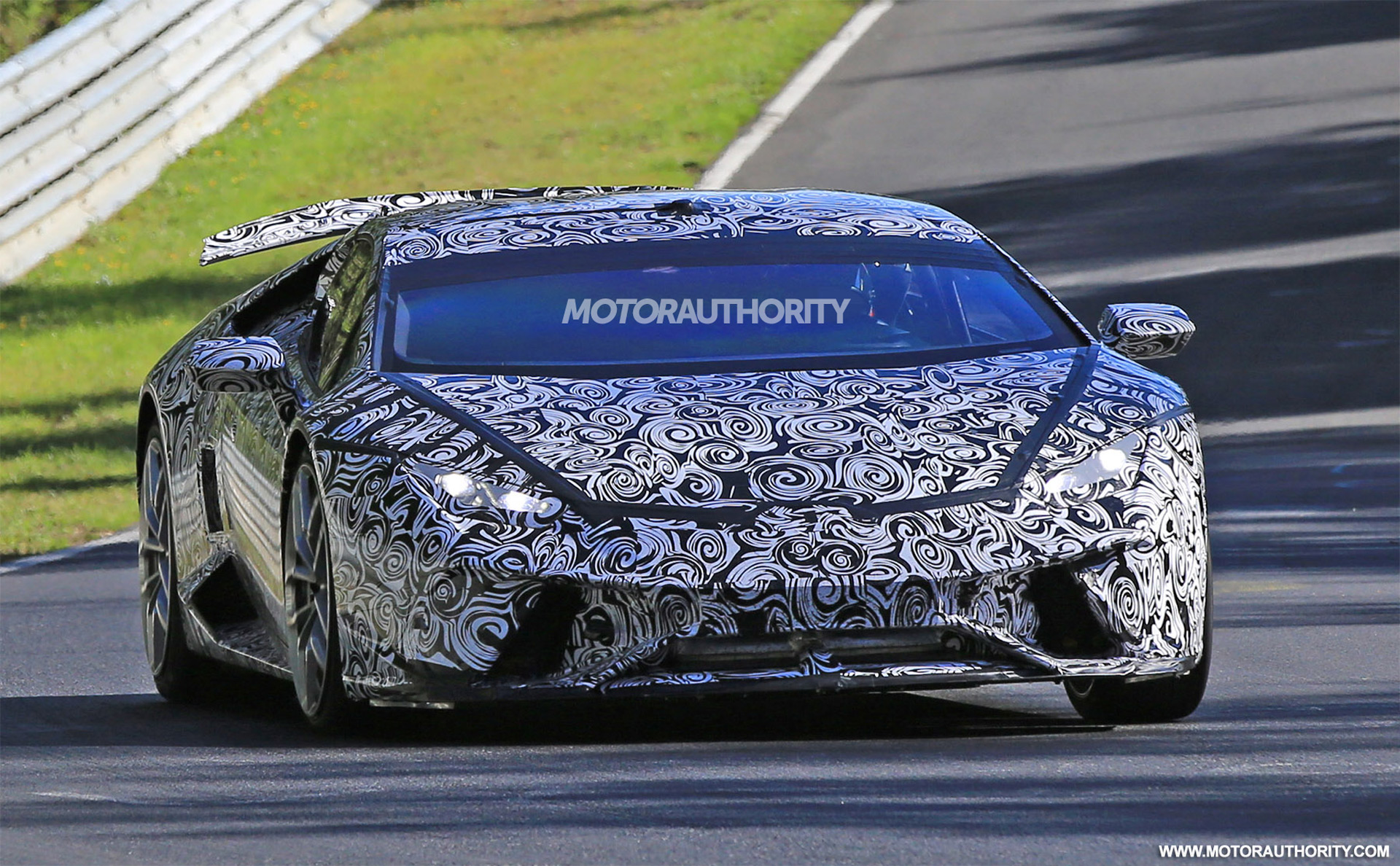 2018 Lamborghini Hurac 225 N Superleggera Spy Shots