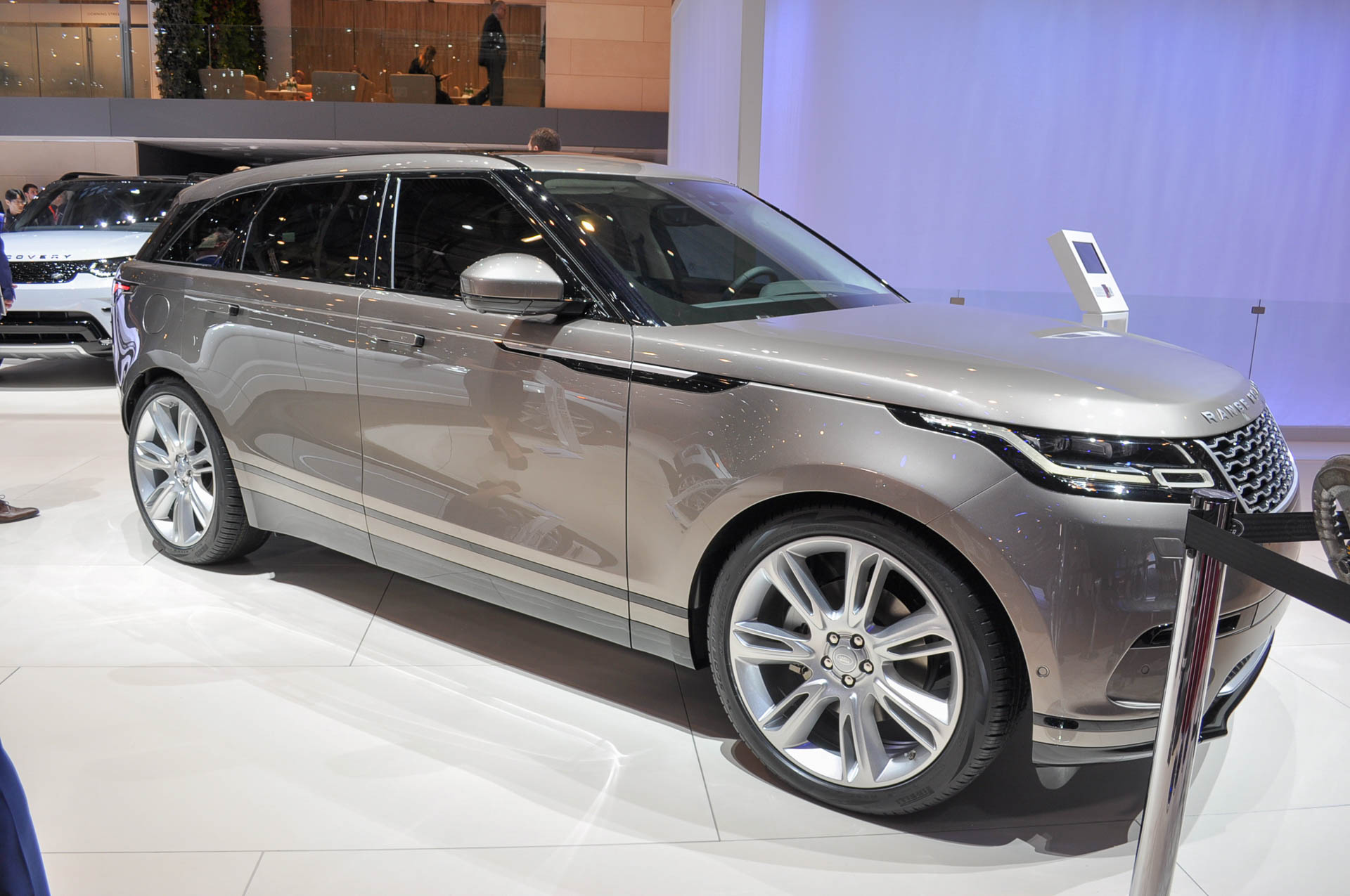 2018 Land Rover Range Rover Velar Review Ratings Specs