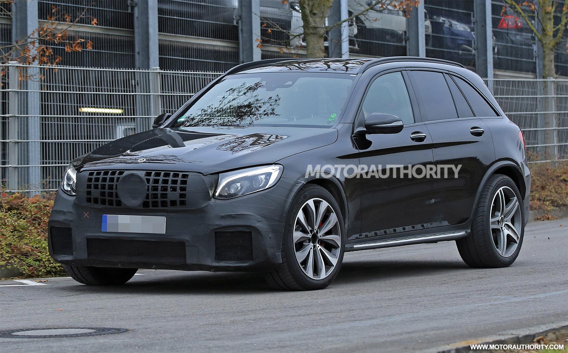 Mercedes-AMG GLC63, Huracán RWD Spyder, VW Arteon shooting ...