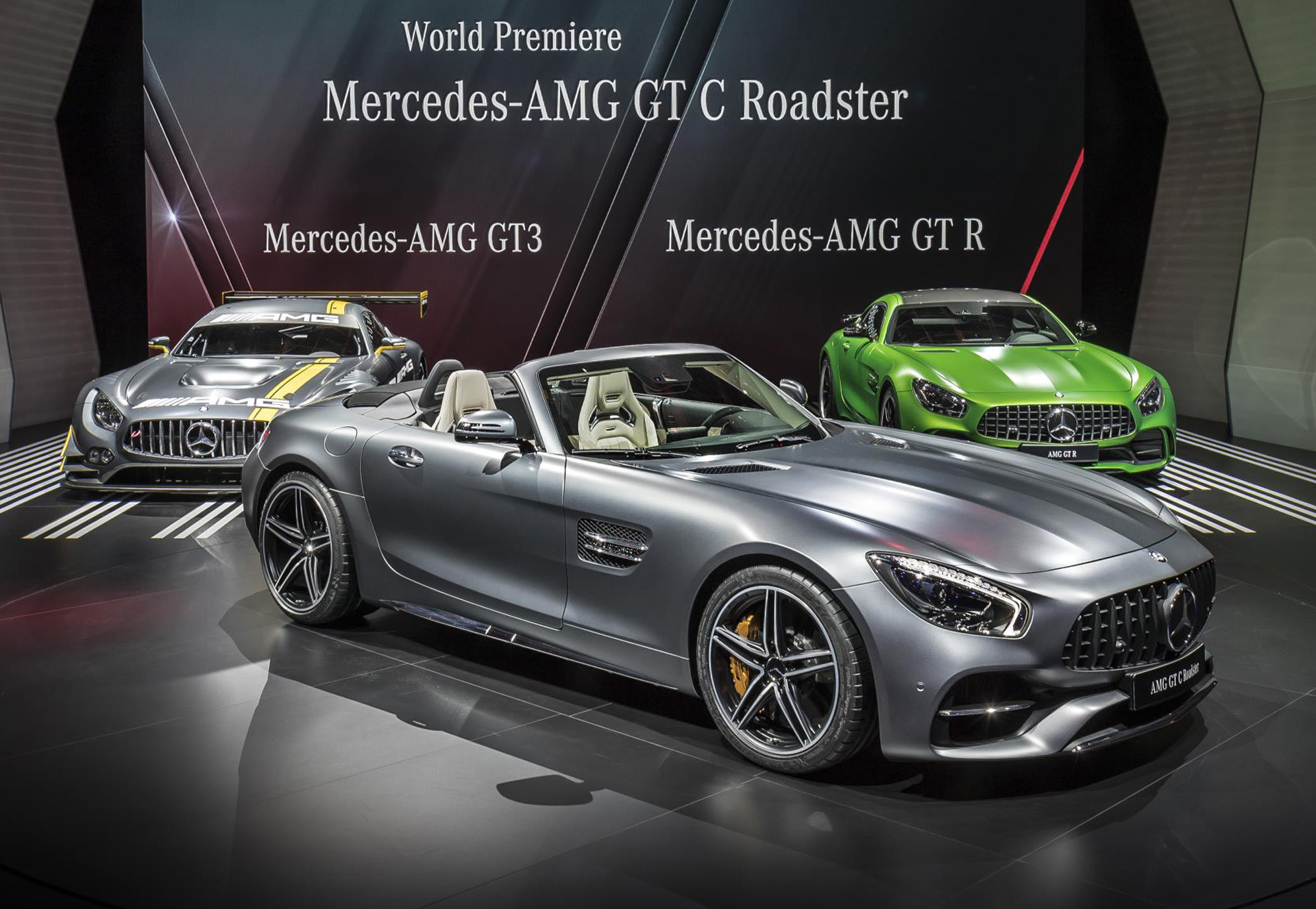 mercedes amg gt c coupe coming in 2017. Black Bedroom Furniture Sets. Home Design Ideas