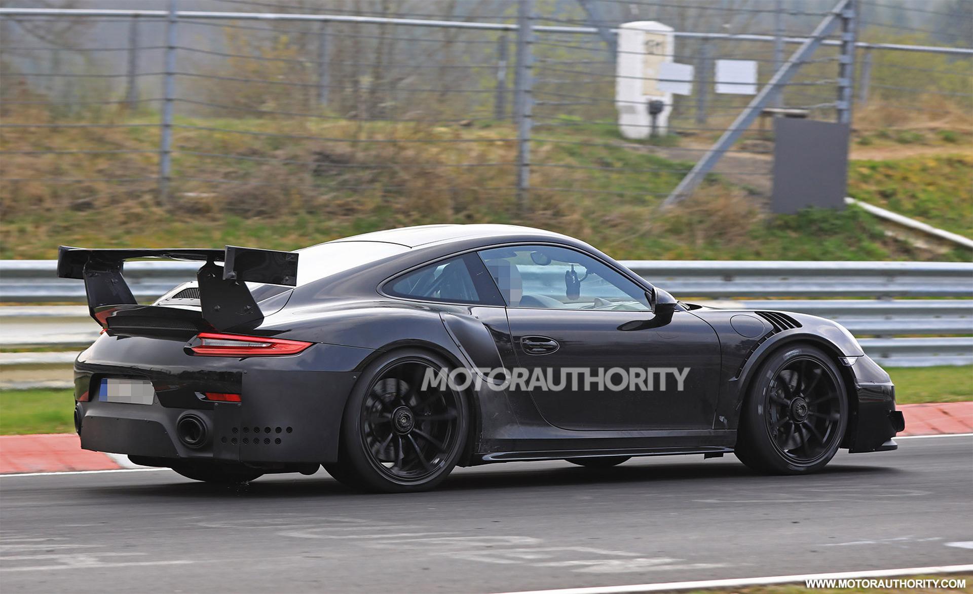 2018-porsche-911-gt2-spy-shots--image-via-s-baldauf-sb-medien_100599784_h Cozy Porsche 911 Gt2 Rs Turbo Price Cars Trend