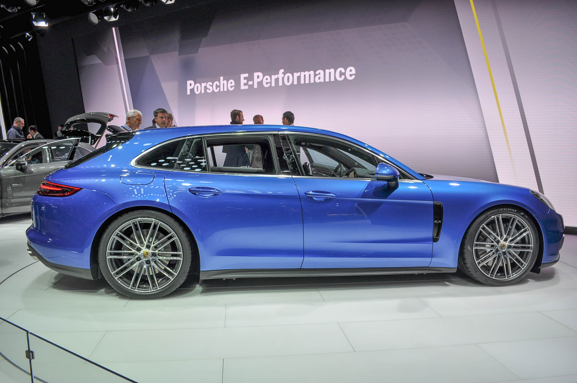 Porsche Dealers Are Clamoring For A Five Seat Panamera