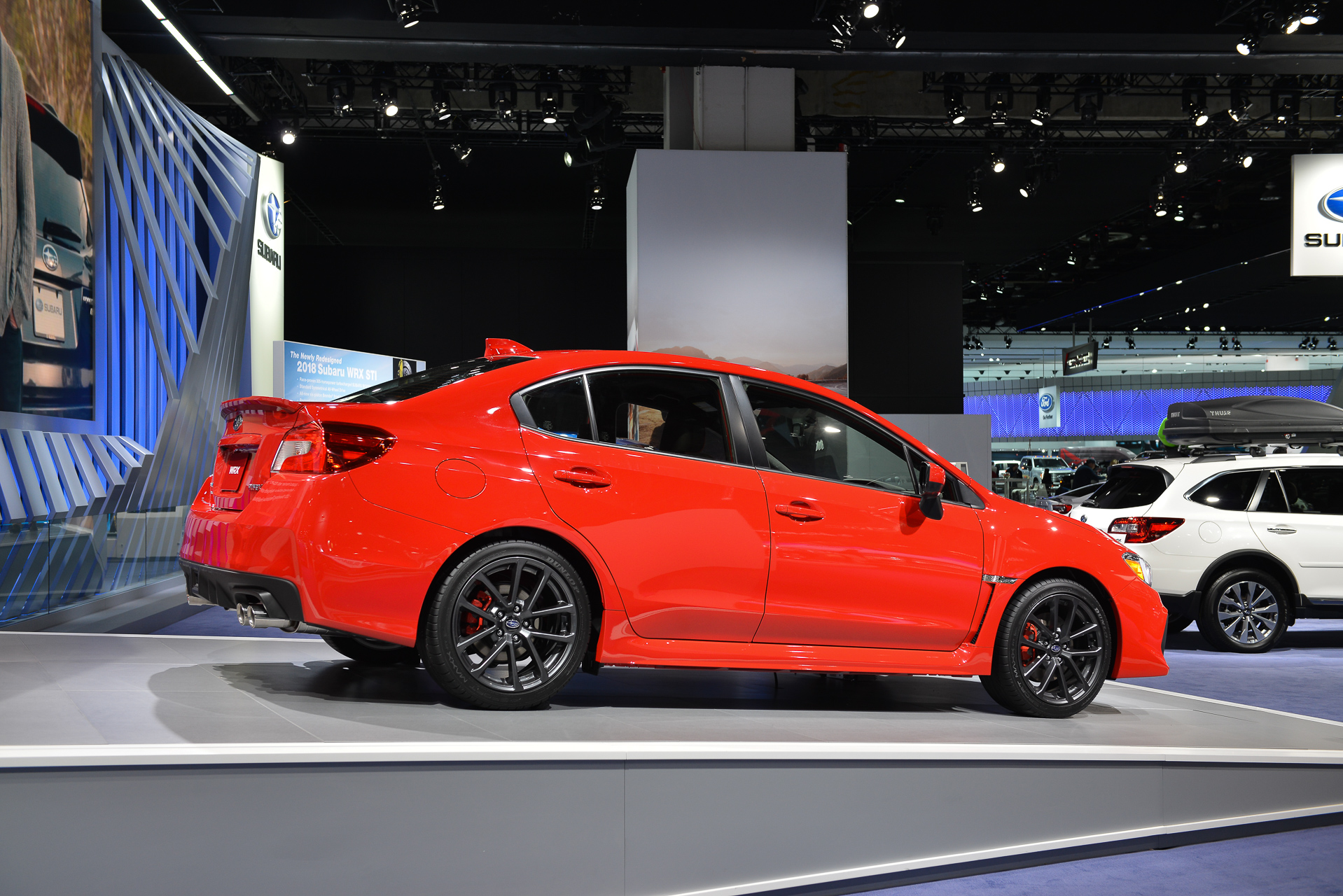 Subaru WRX priced from $27,855, WRX STI from $36,995 ...
