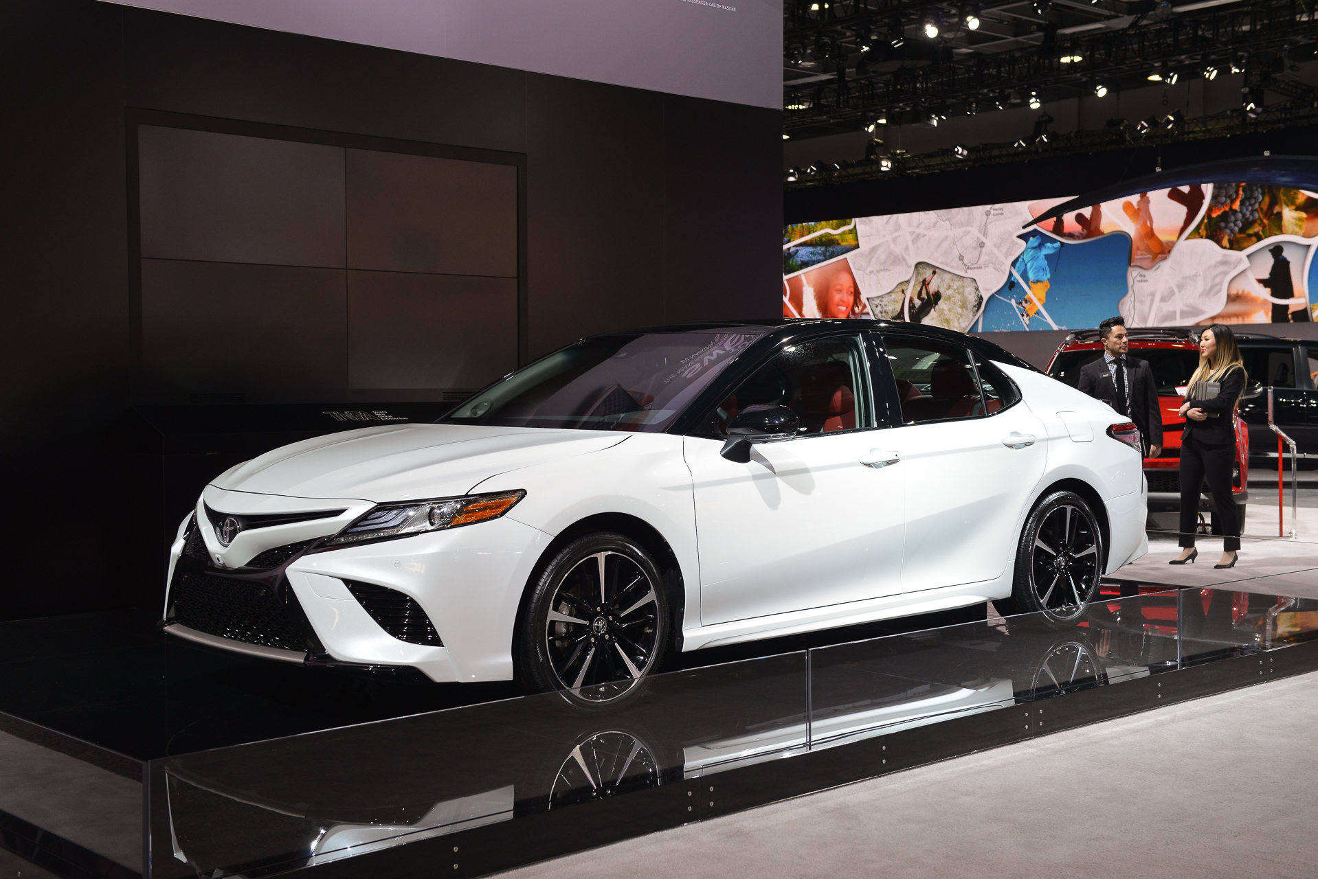 2018 Toyota Camry video preview