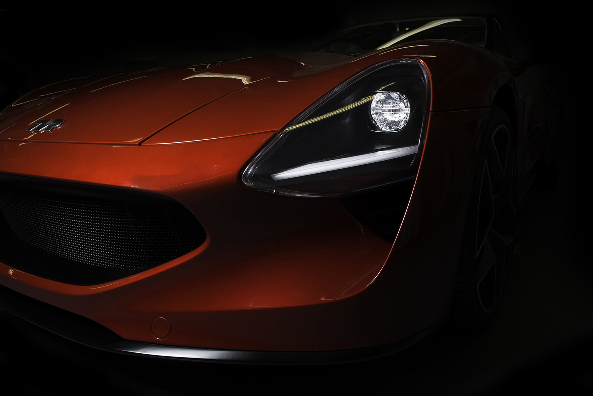 TVR Returns With Horsepower Griffith Sports Car News About - Sports cars horsepower