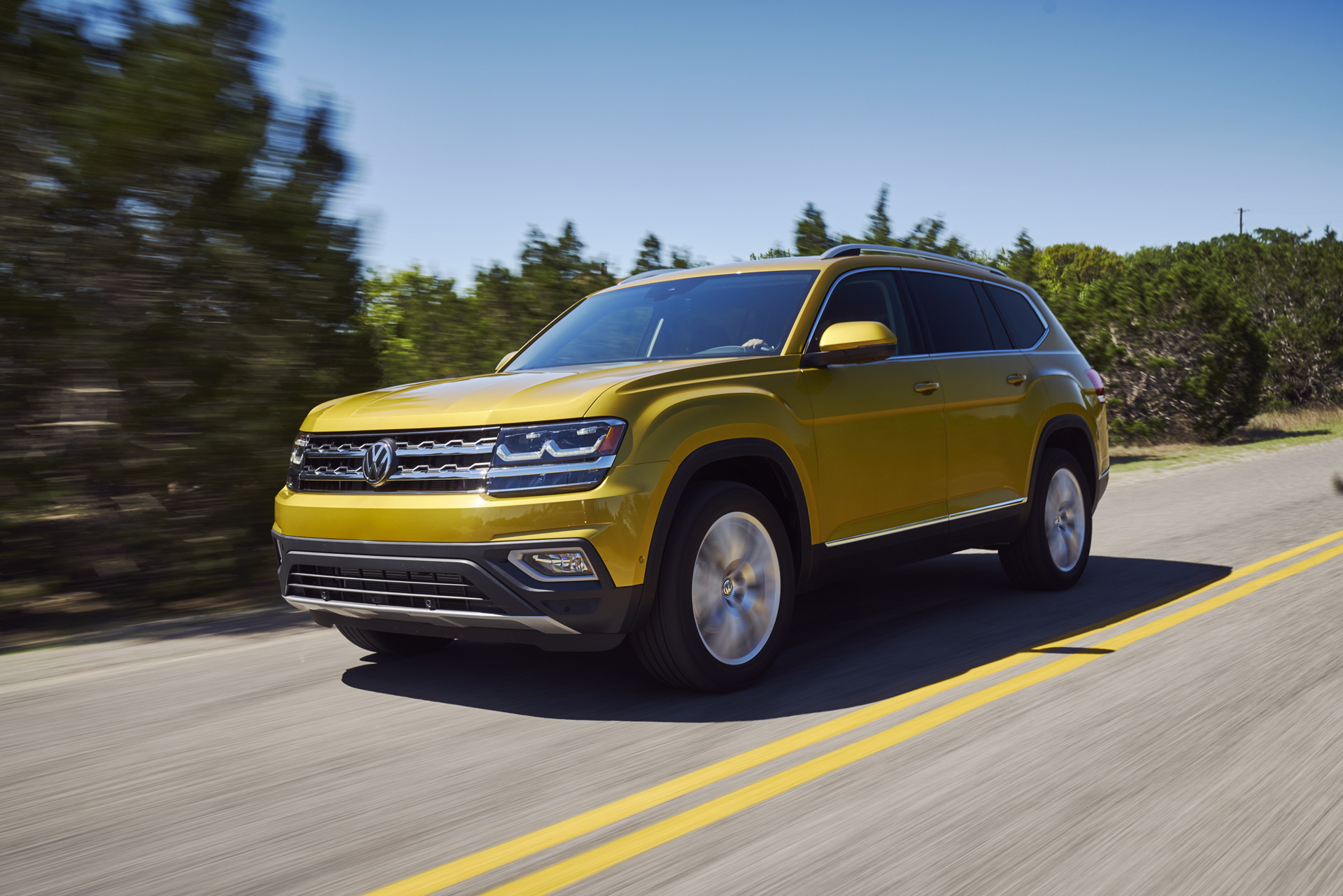 Dodge Durango 2019 >> 2018 Volkswagen Atlas pricing starts near $30K