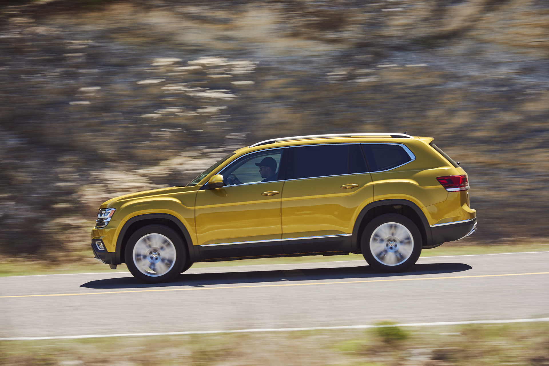 2018 Volkswagen Atlas (VW) Review, Ratings, Specs, Prices, and Photos - The Car Connection