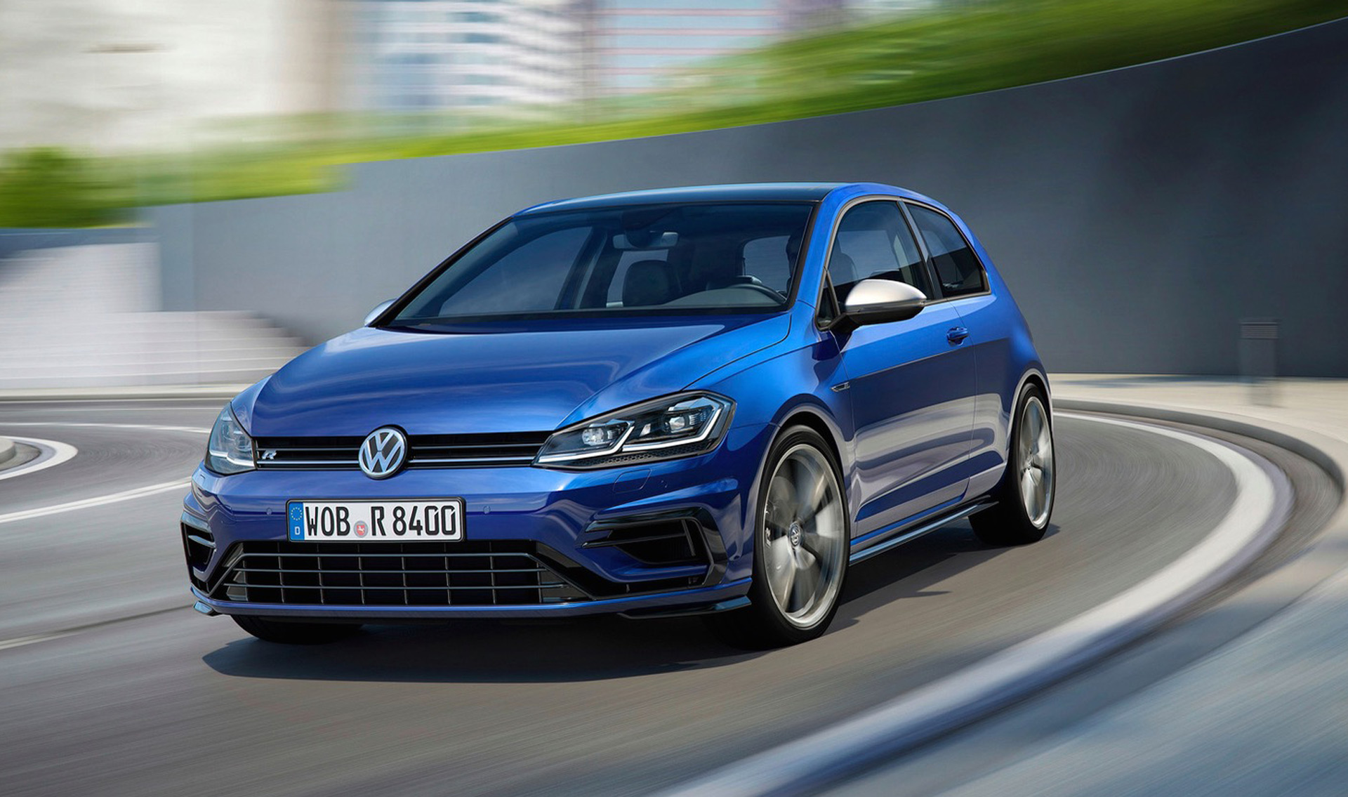 More power and torque for 2018 Volkswagen Golf R