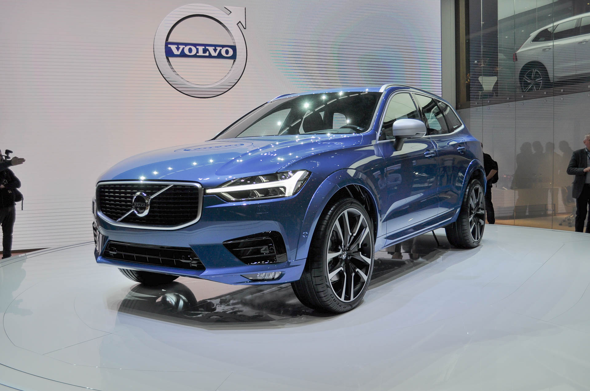 2018 Volvo XC60 ups the style, tech
