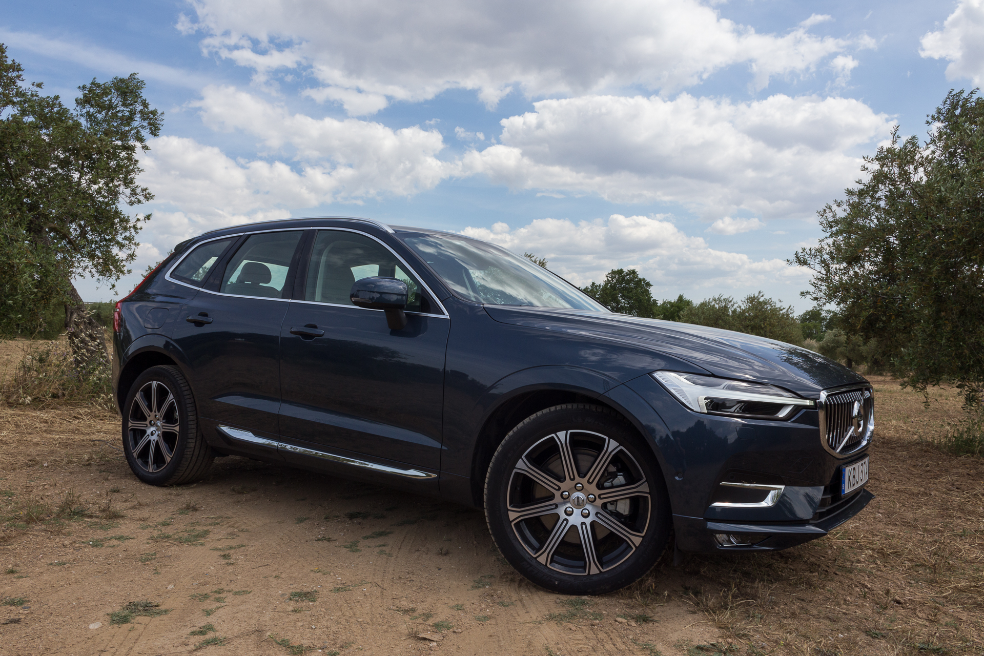 2018 Volvo Xc60 T6 Awd First Drive A Timely Reboot